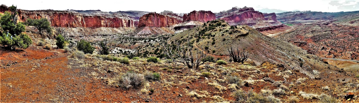 Watermark Vista, Capital Reef NP