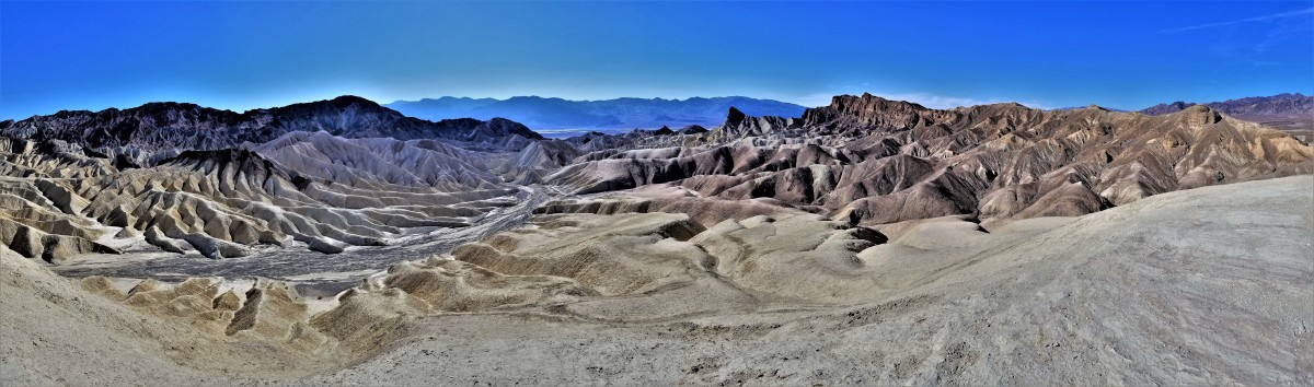 Zabriskie Point, Death Valley NP