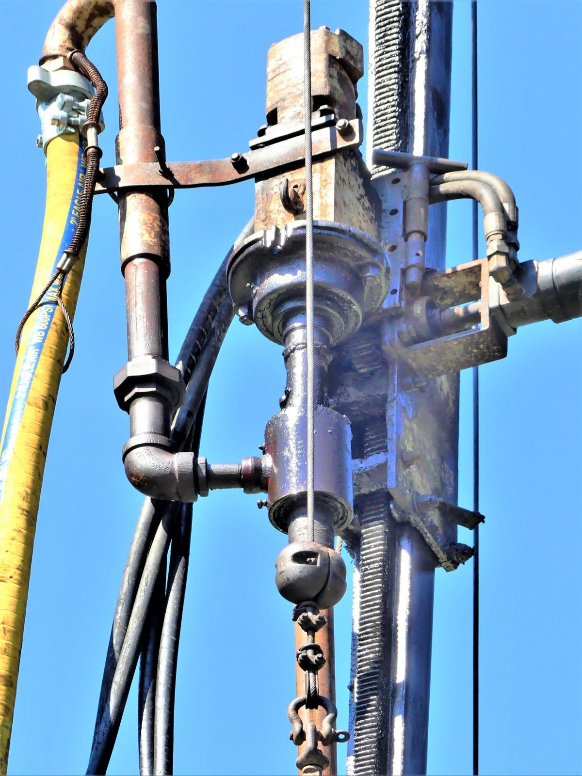 drill rigging
