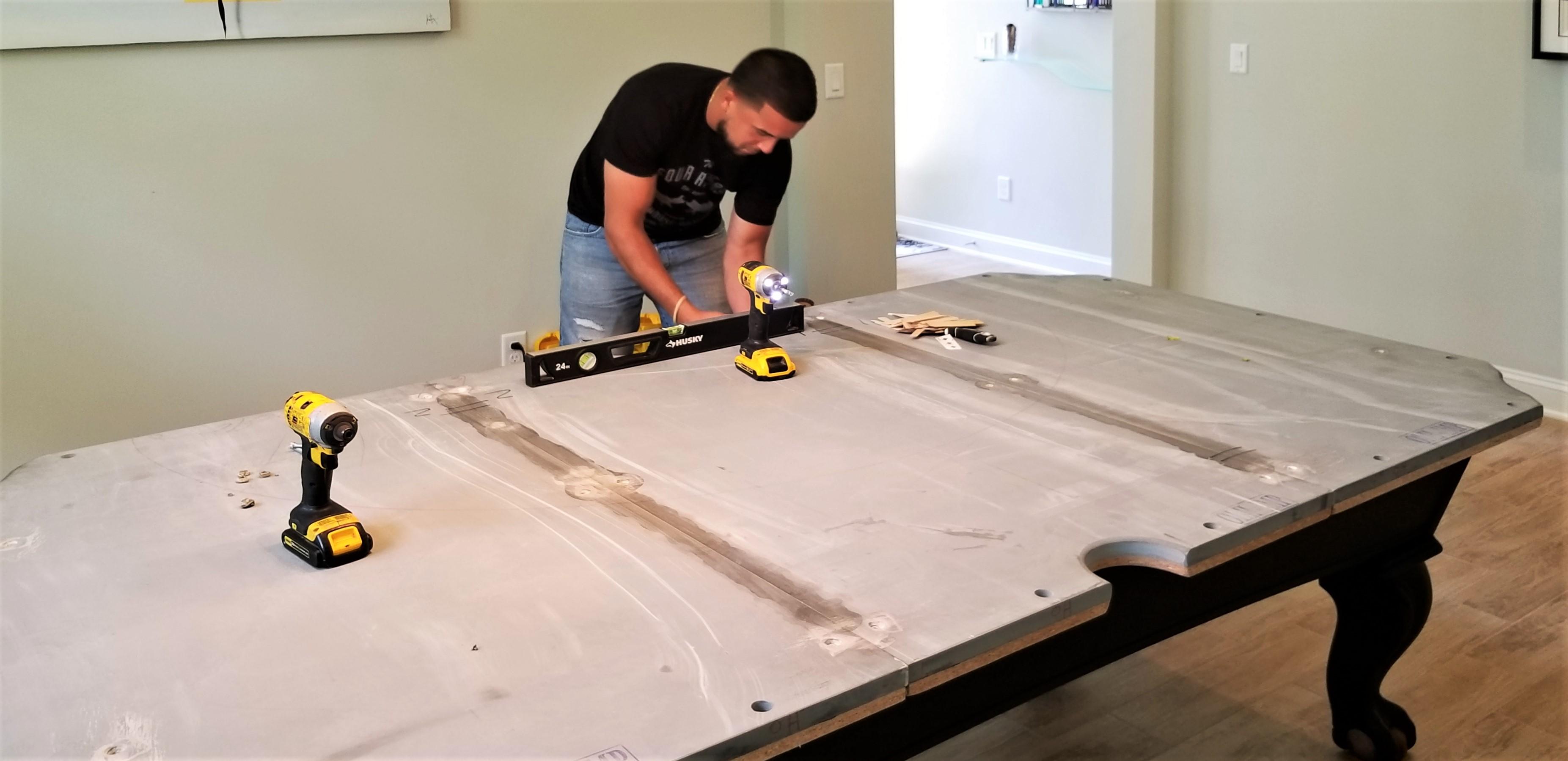 leveling the slate