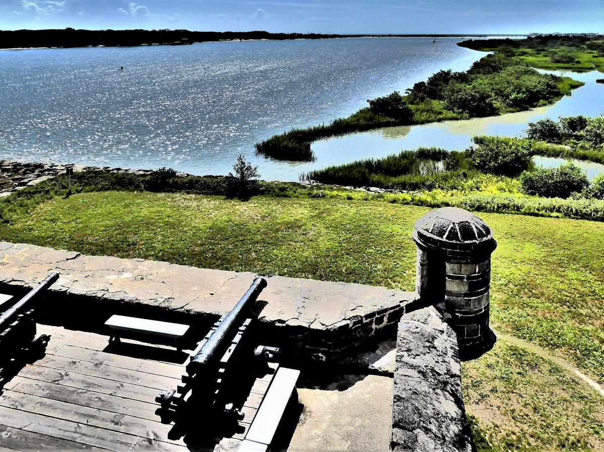 Fort Matanzas gun station.jpg