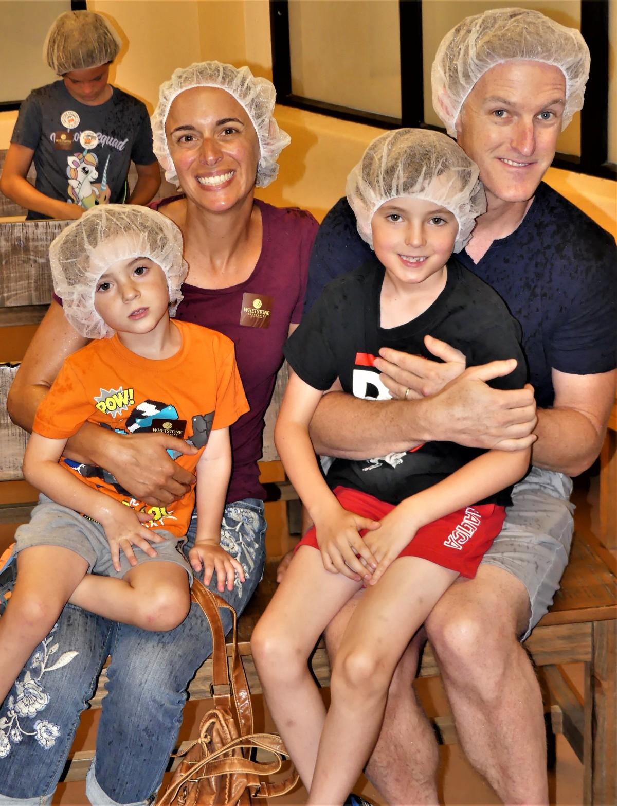 hairnet family