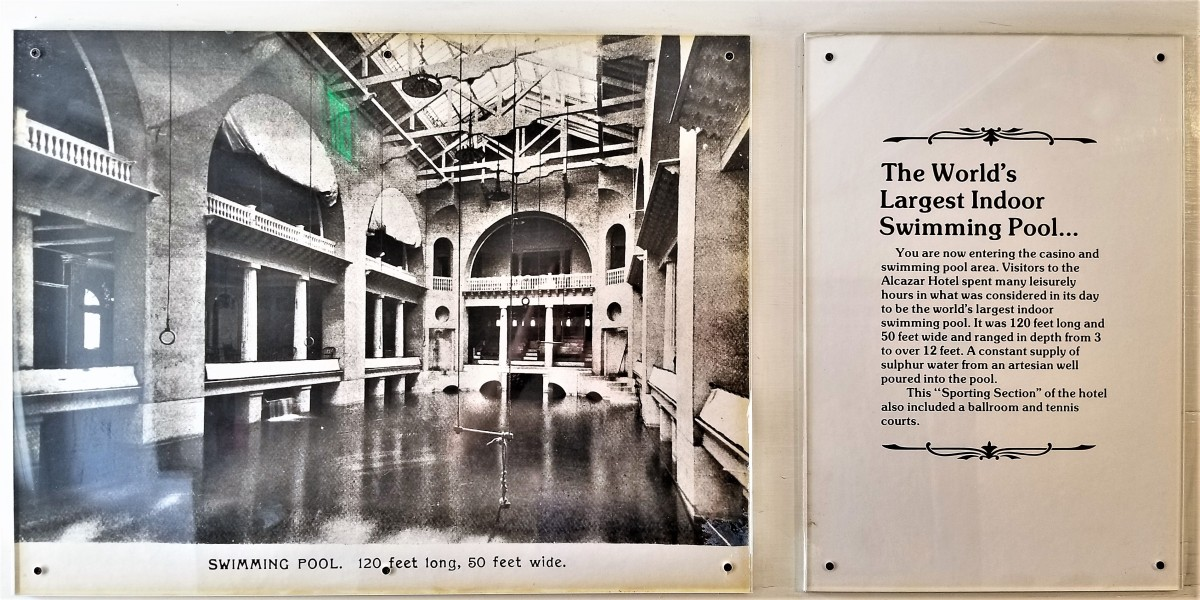 pool history