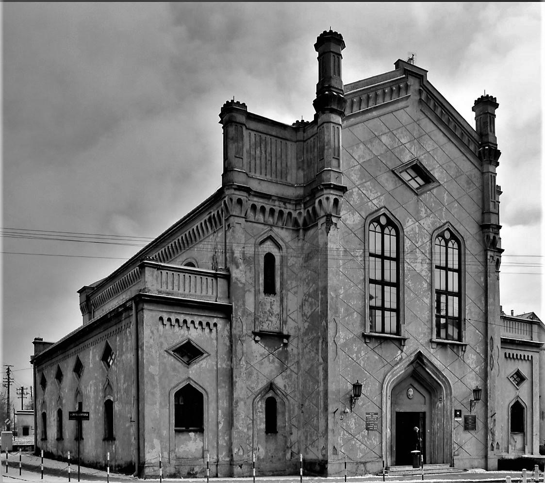 Wielka Synagogue (2)