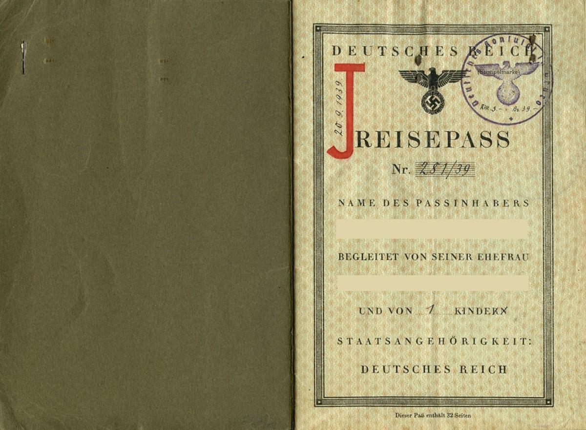 German Passport (2)