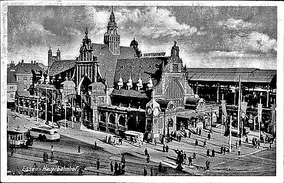 Hauptbahnhof postcard (3)