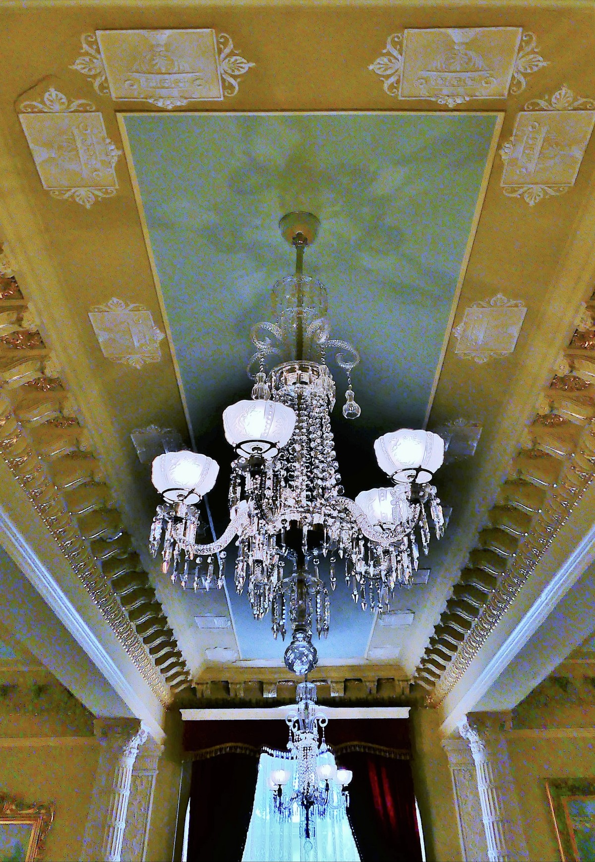 Parlor Chandelier