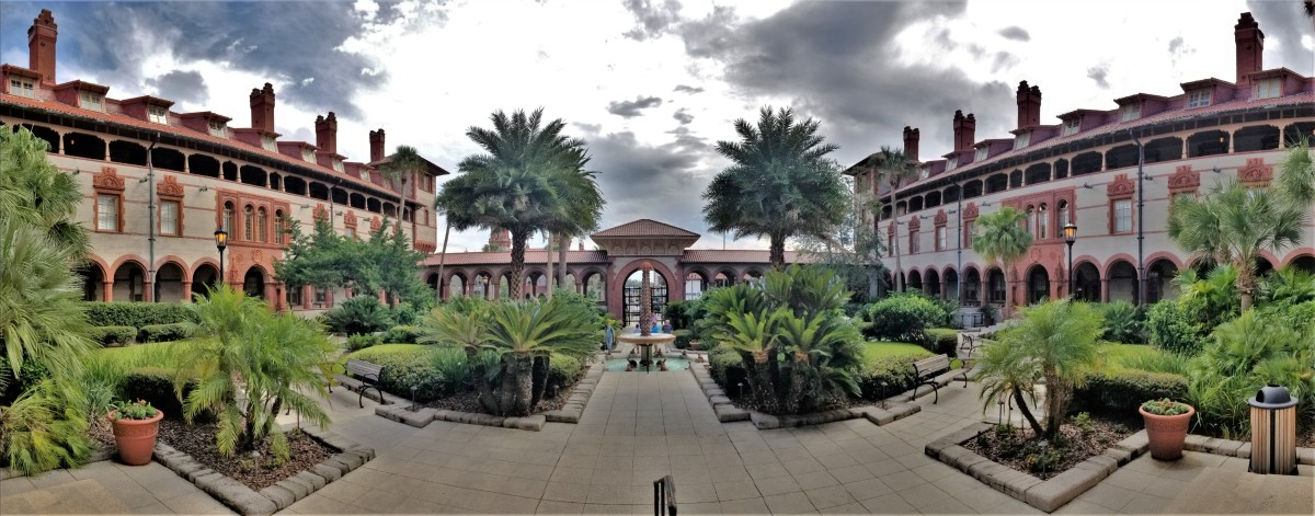 Ponce de Leon Hotel panorama