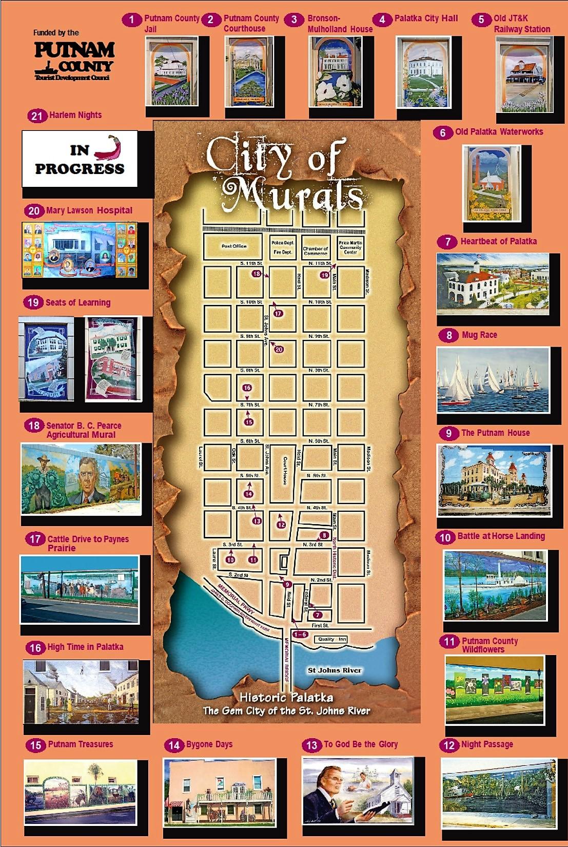 City of Murals legend (2)