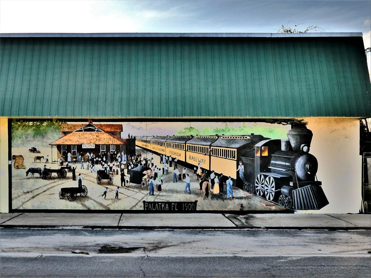 Palatka Station