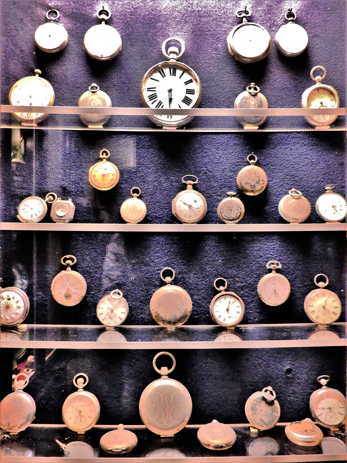 pocket watches