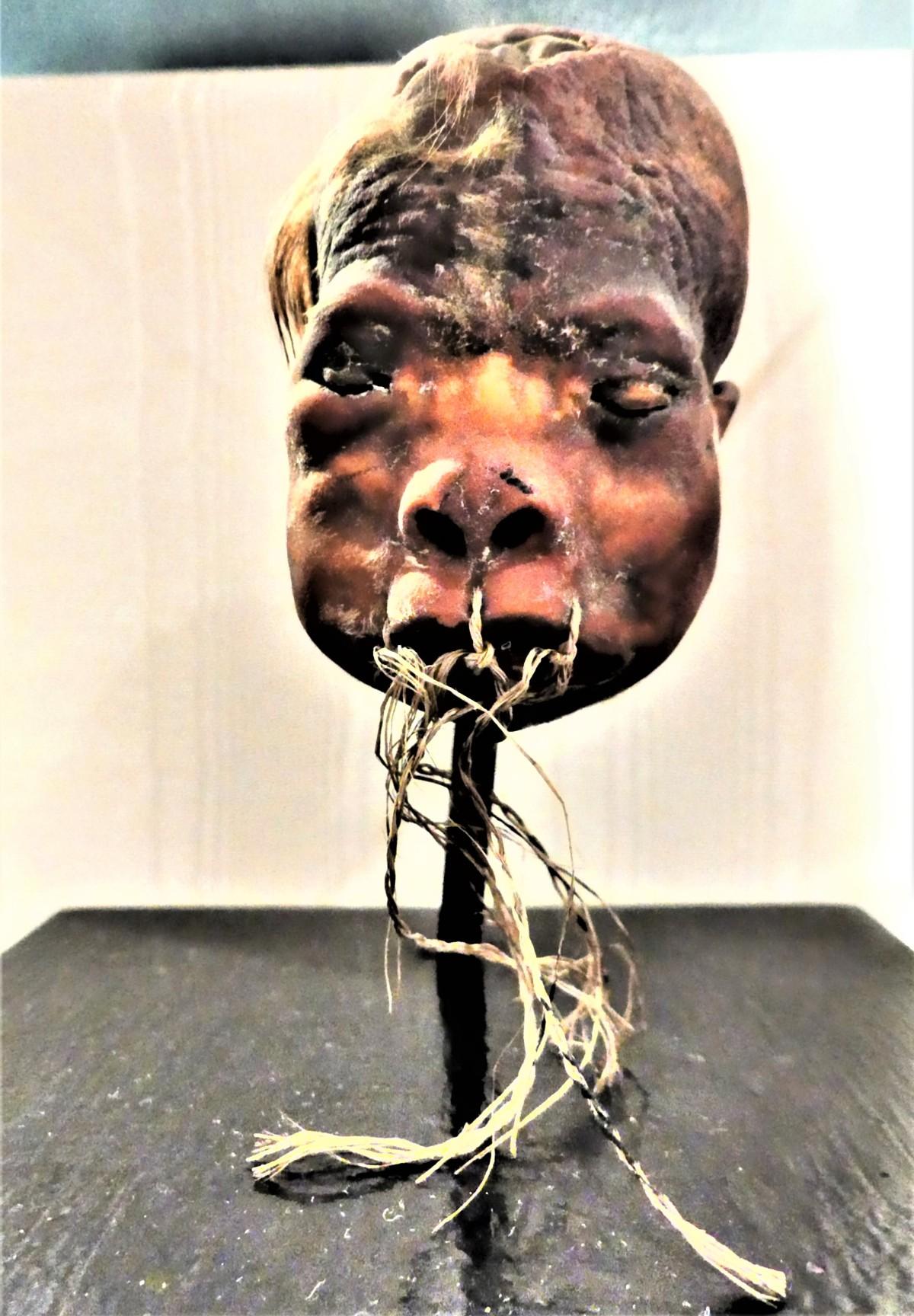 shrunken head (2)