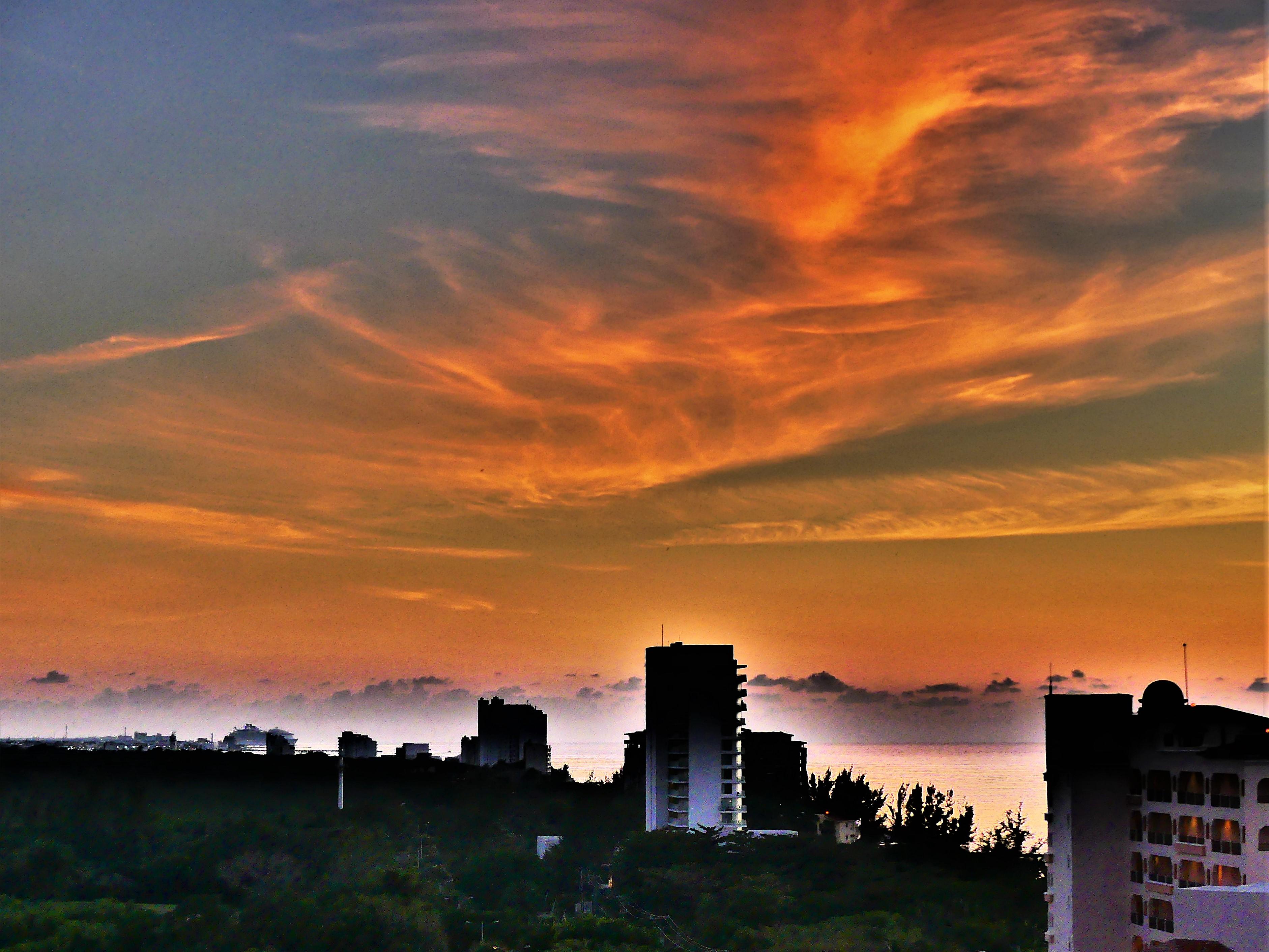 north zone sunset