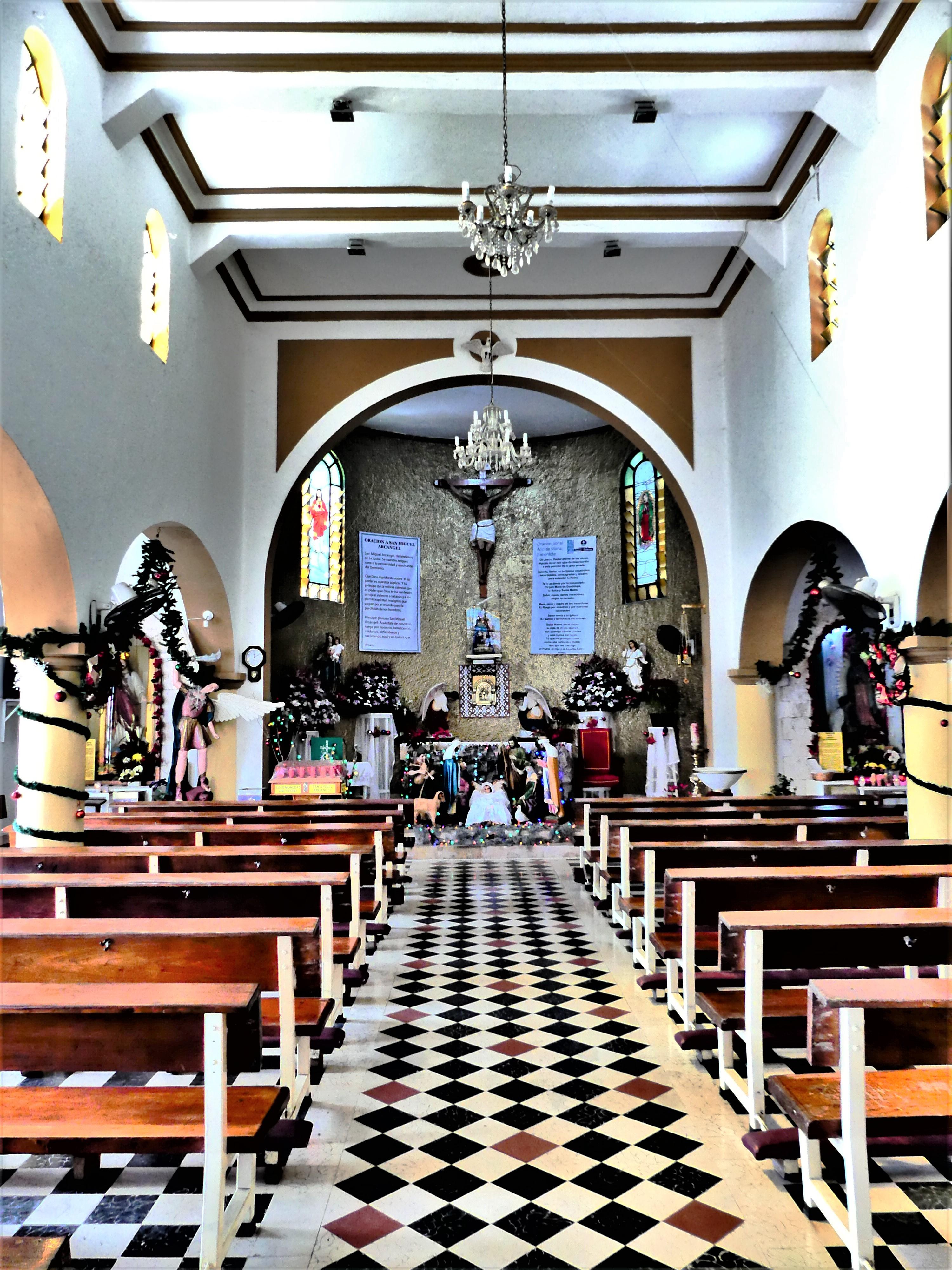 san miguel parish
