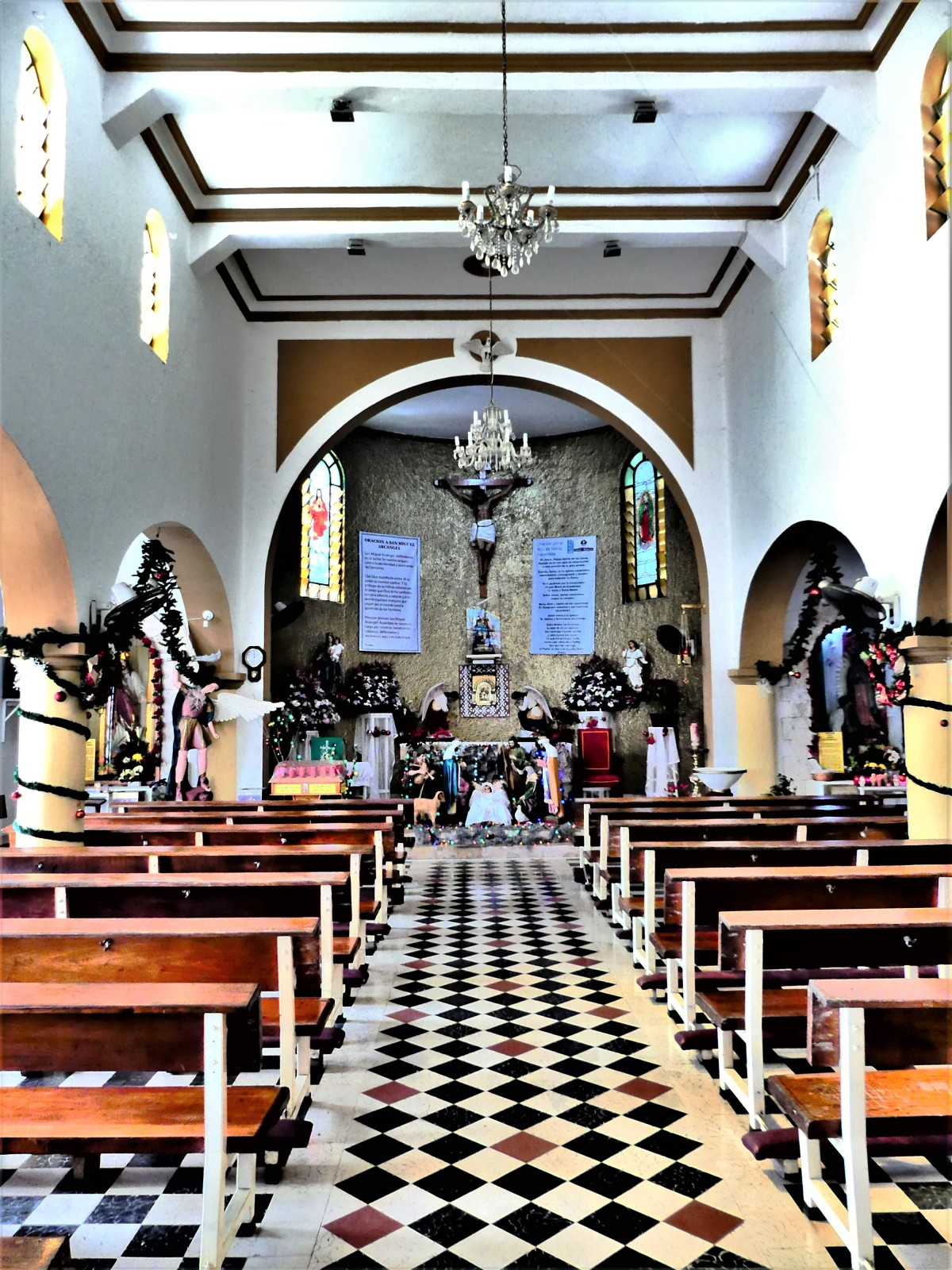 san miguel parish
