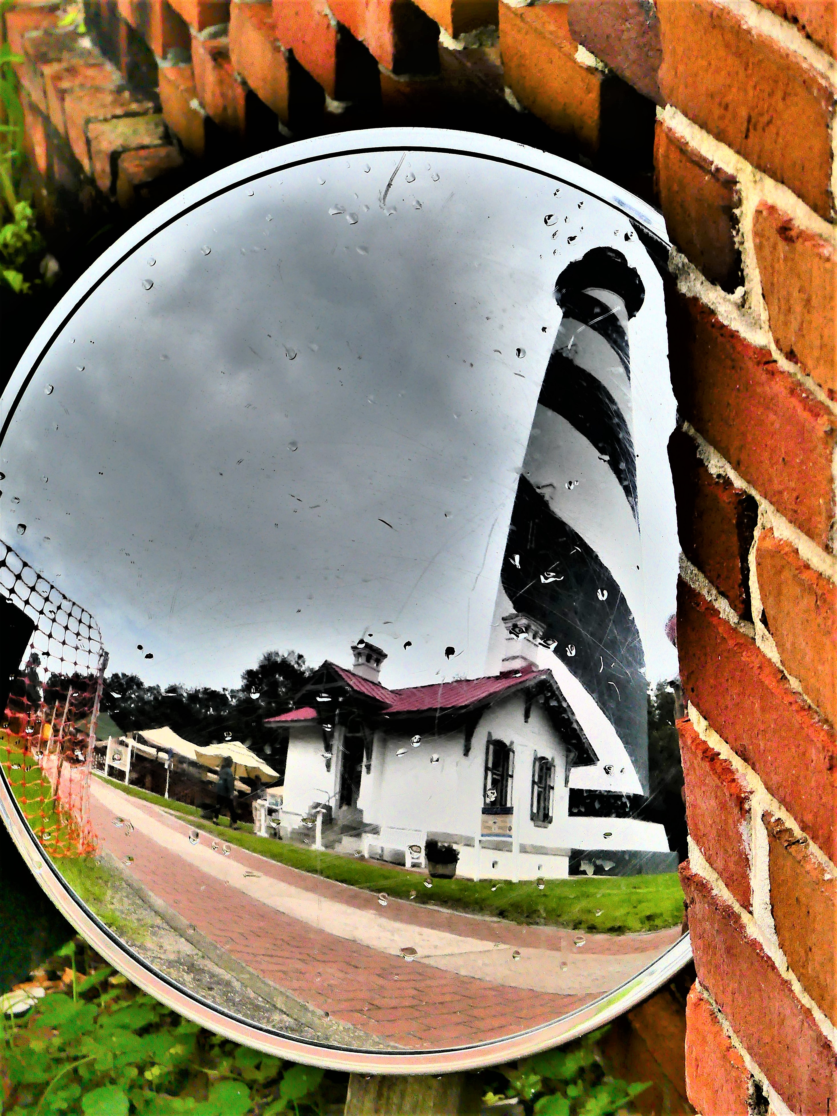 Parabolic view