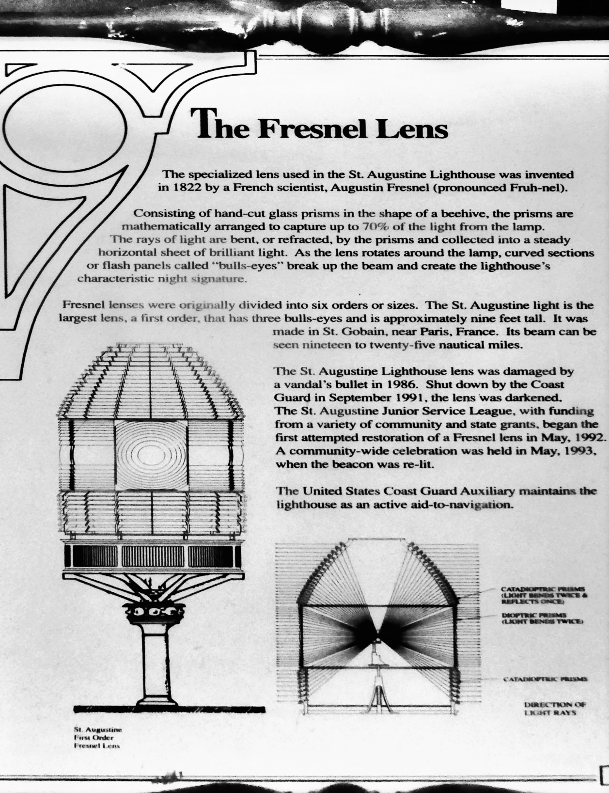 The Fresnel Lens (2)