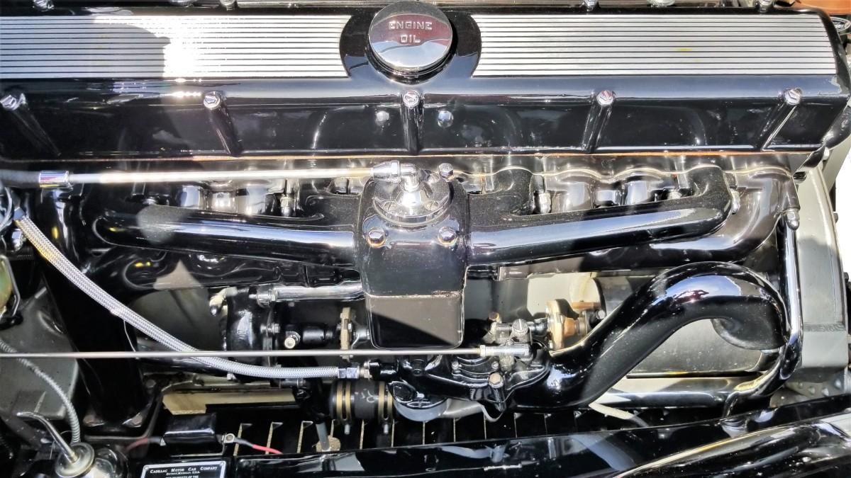 1930 Cadillac V12