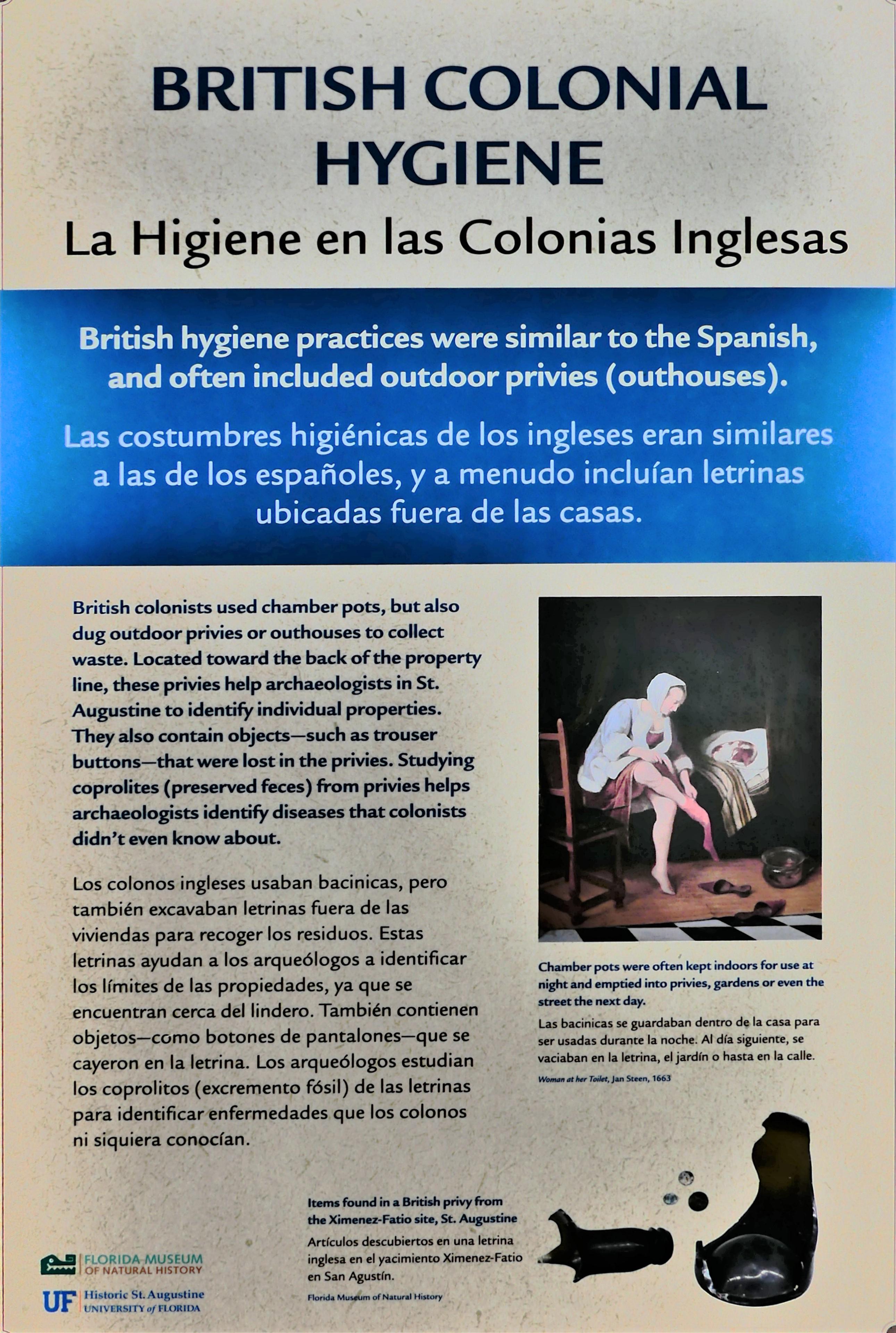 British Colonial Hygiene