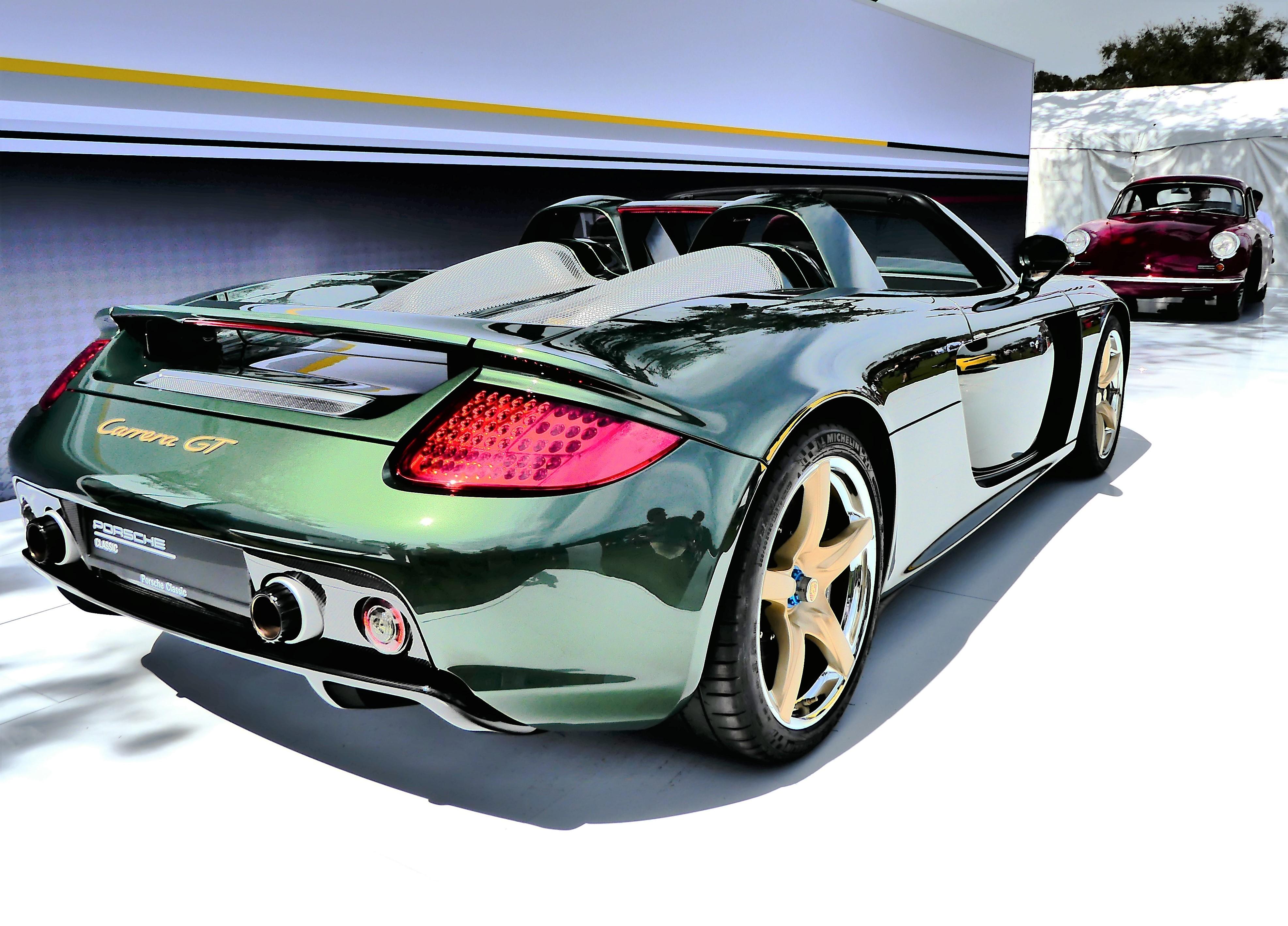 Carrera GT model