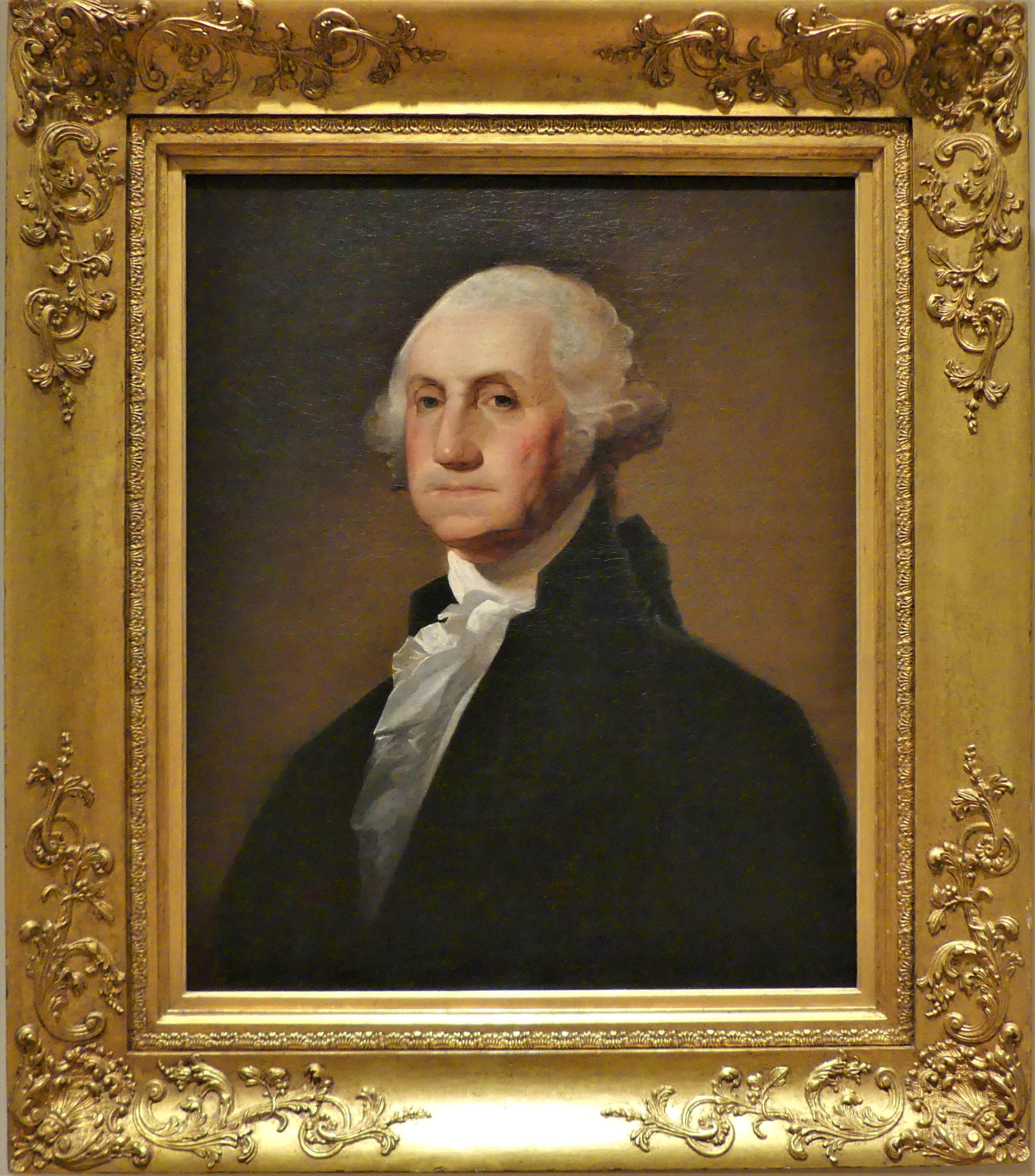 GW Gilbert Stuart