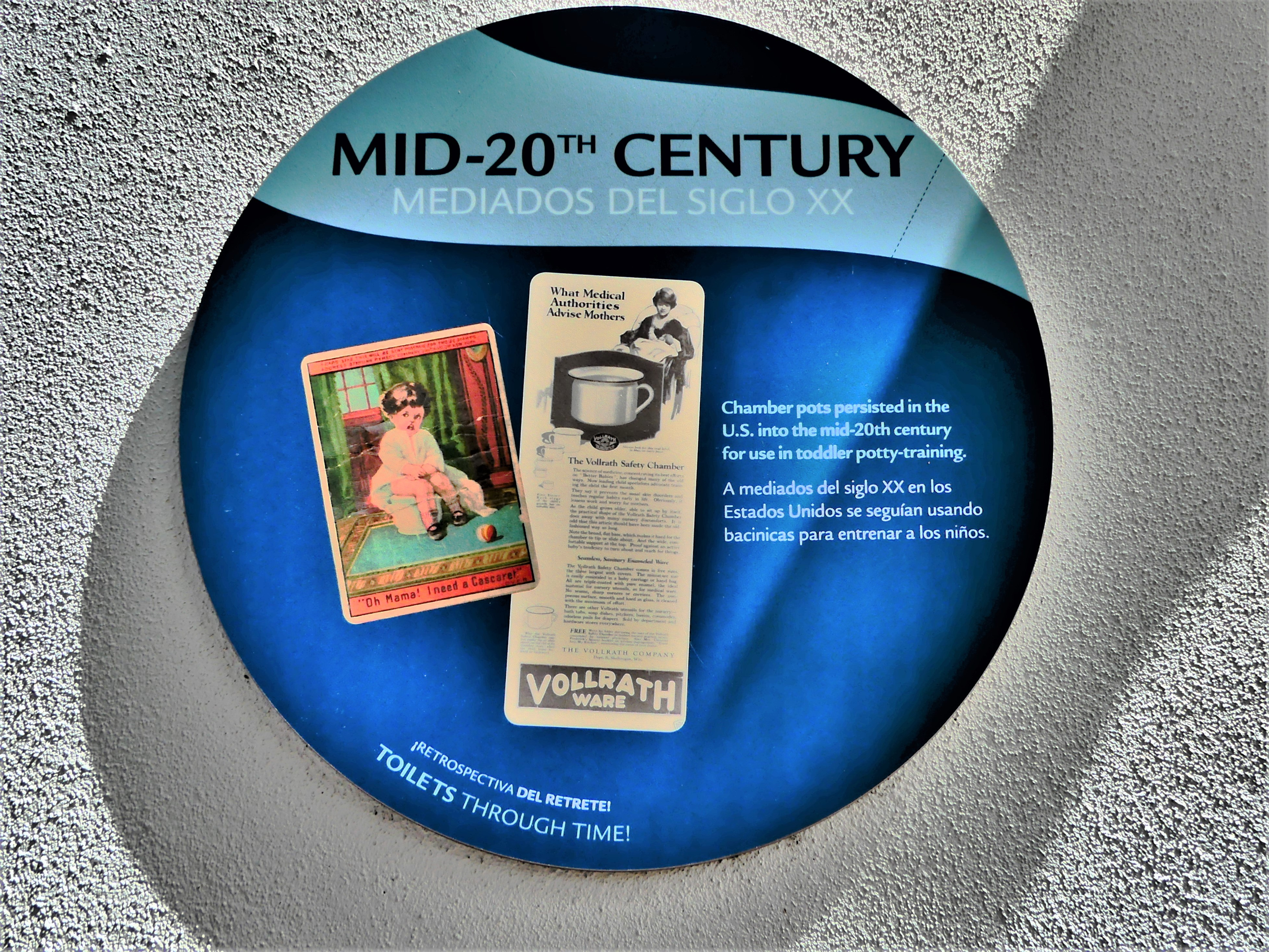mid 20th century