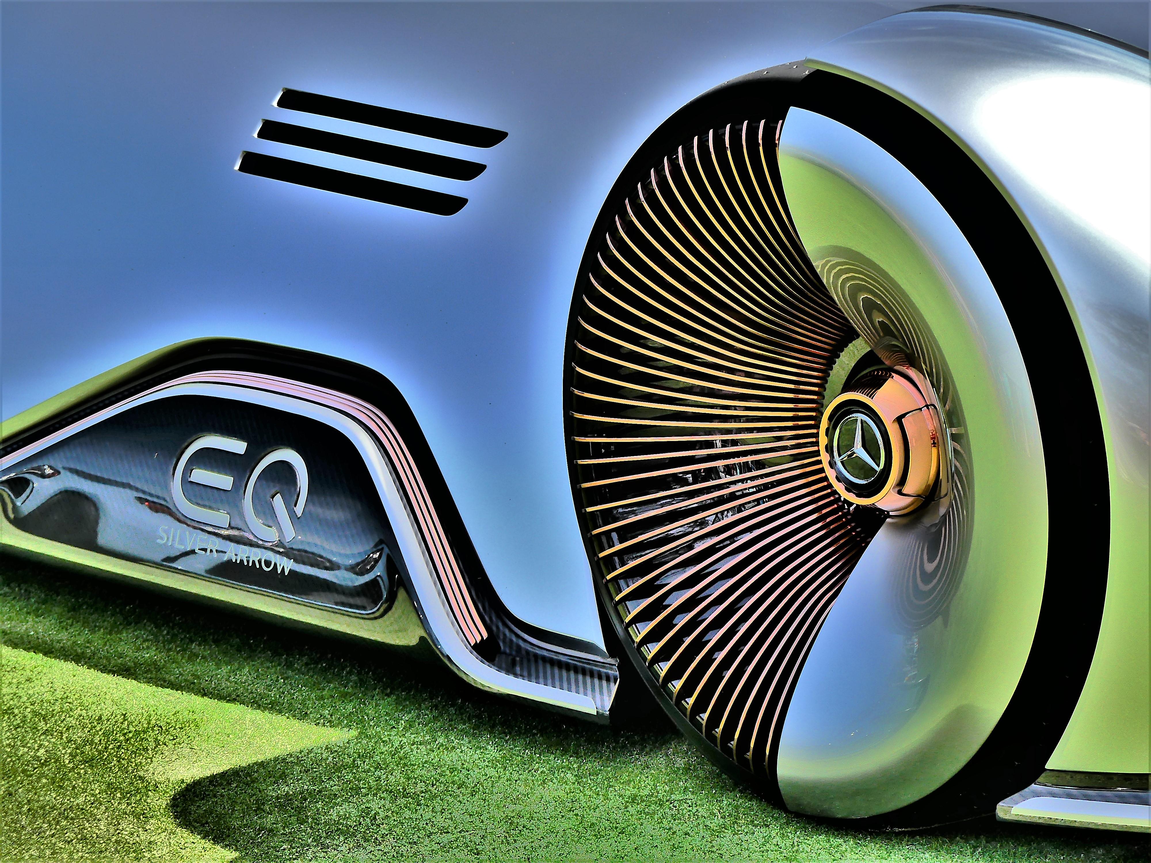 Silver Arrow wheel