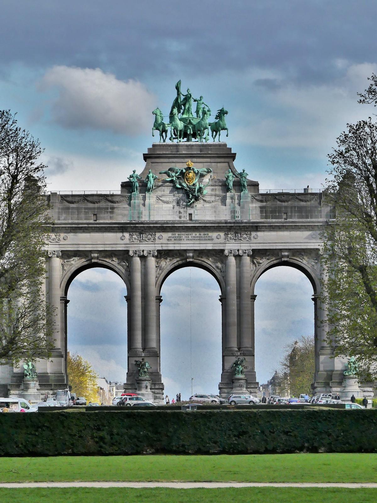 Arch of Cinquantenaire (2)