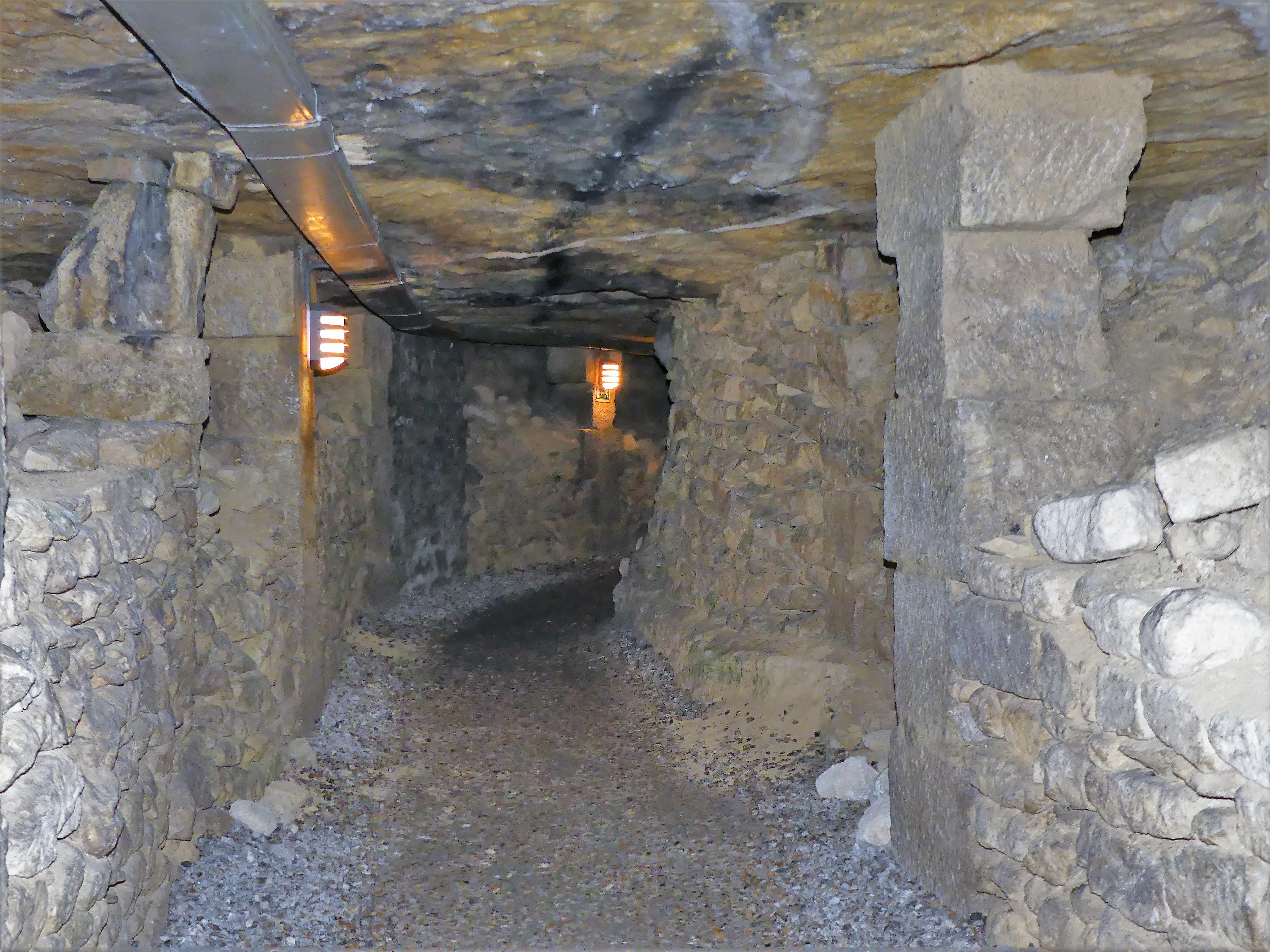 cavern turn