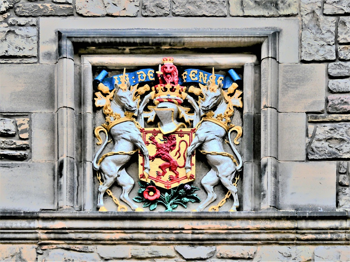 Great Hall crest