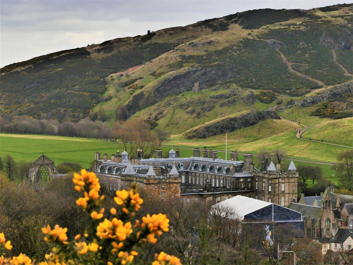 Hollyrood Palace
