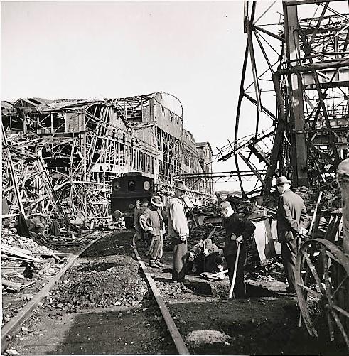Krupp plant bombed (2)