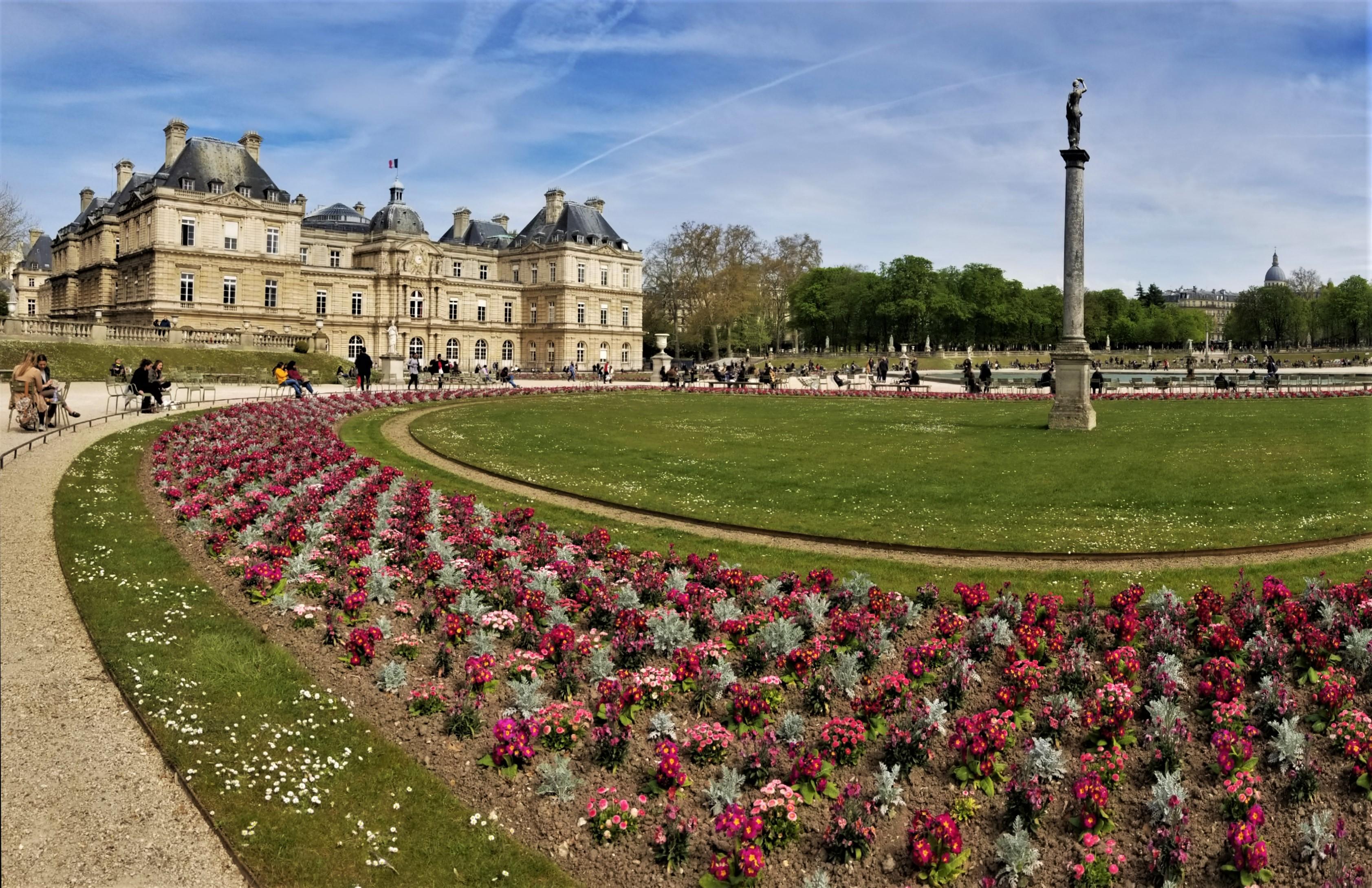 Luxemburg Gardens