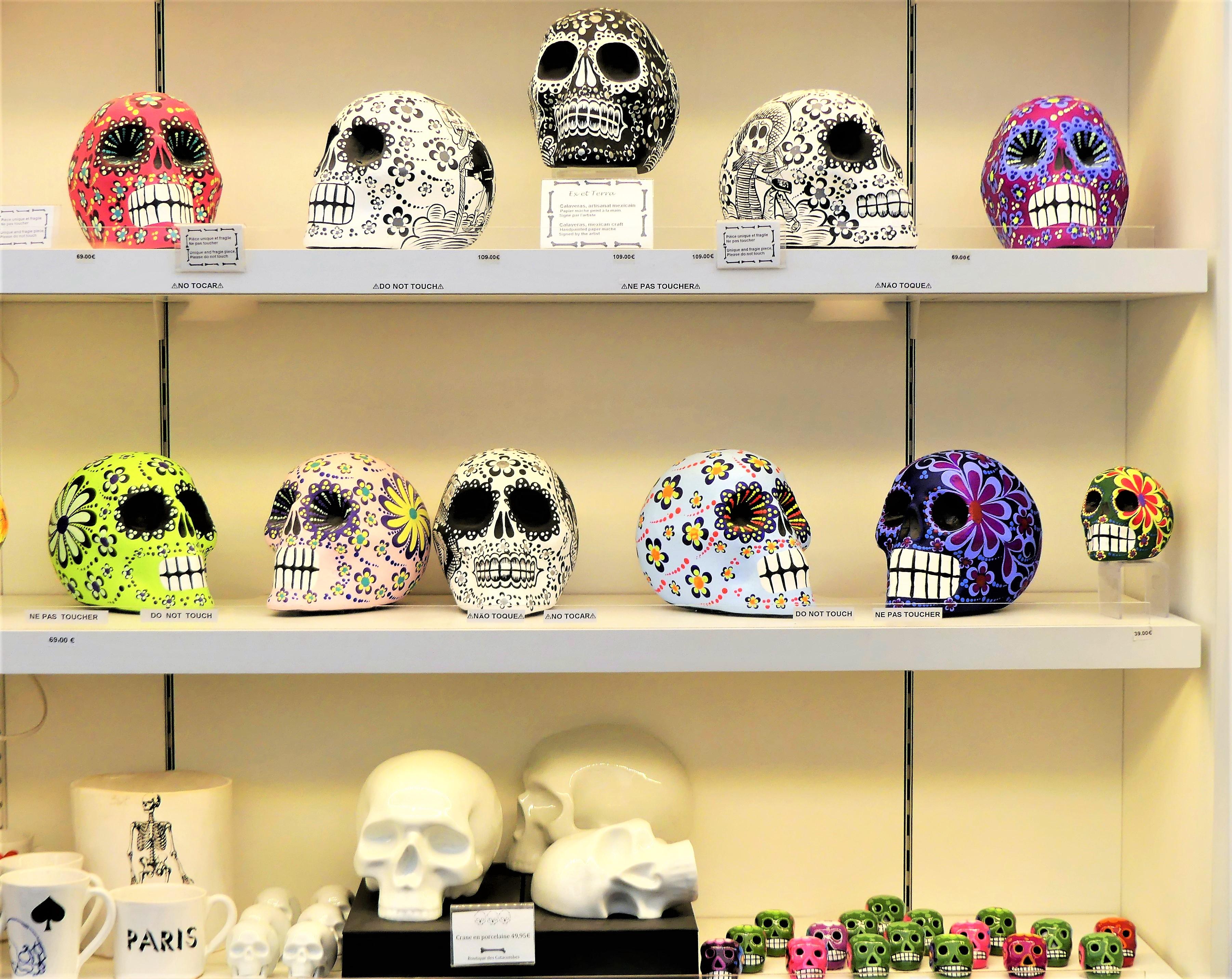 painted skulls (2)
