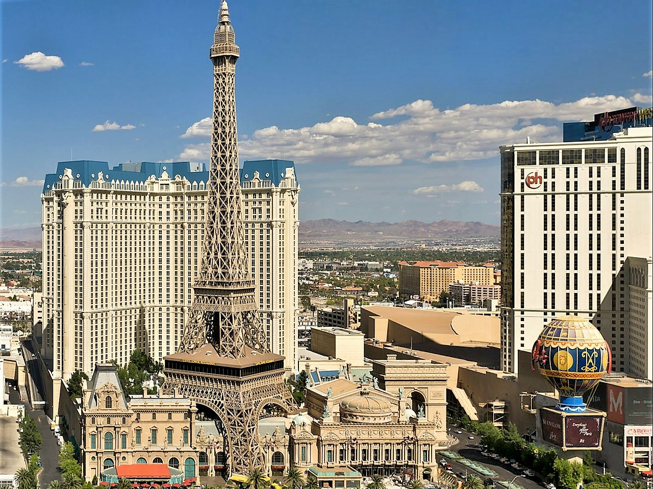 Paris Vegas 1