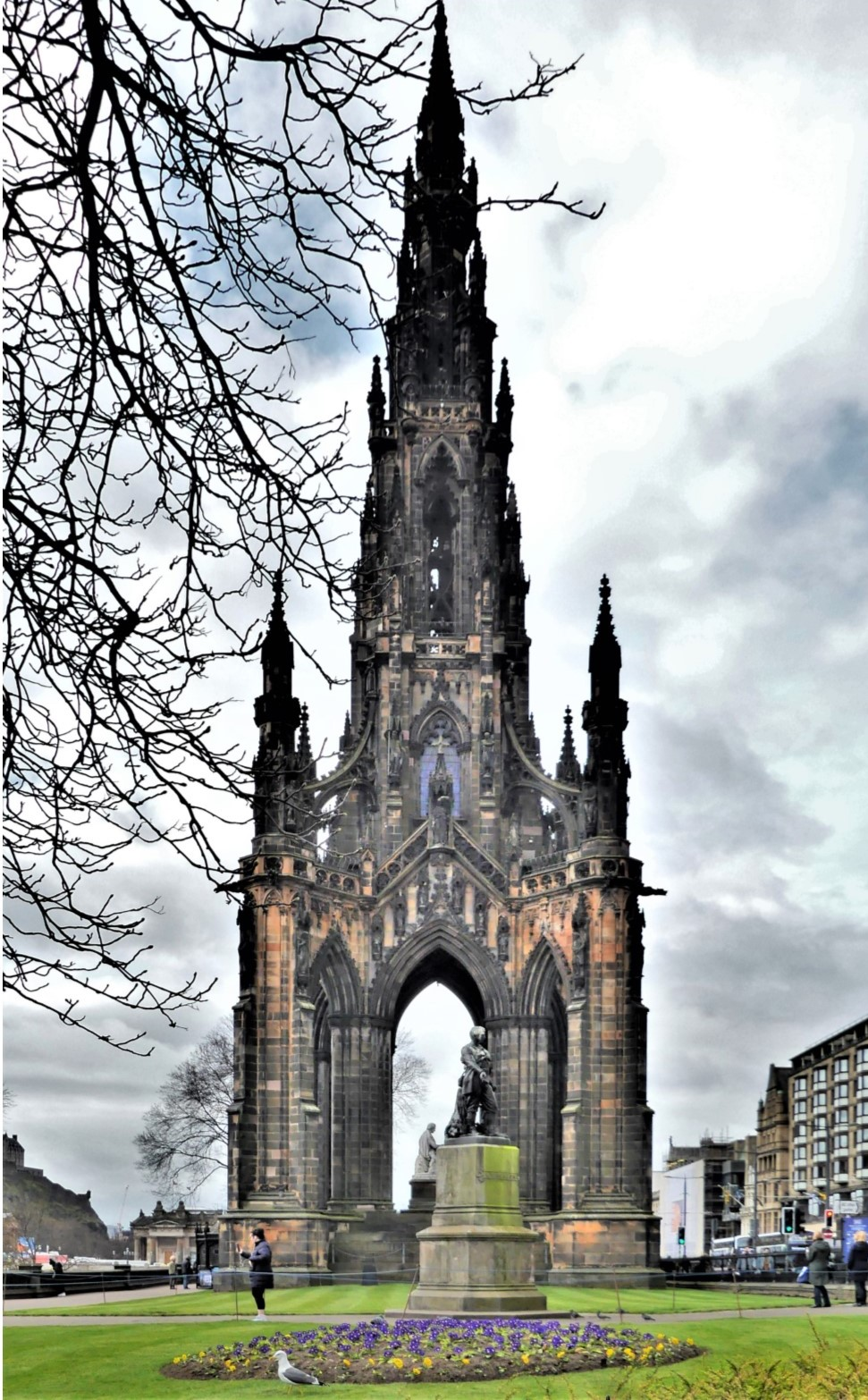 Sir Walter Scott Monument1 (2)