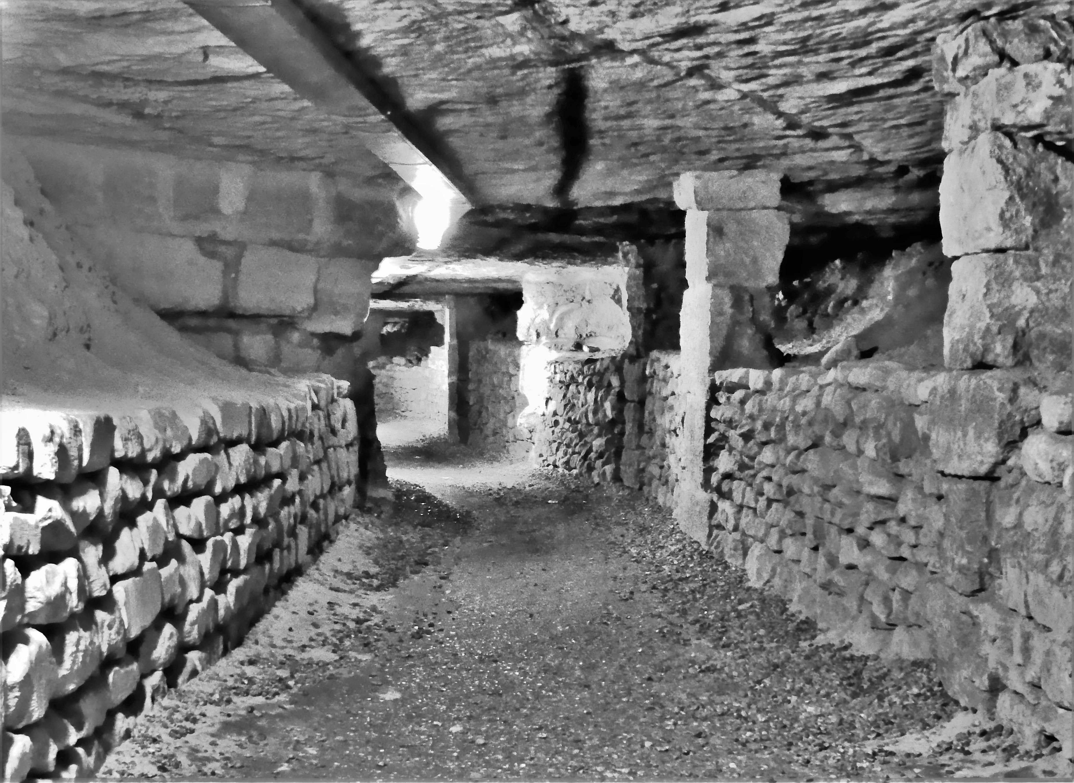 stoney foot path