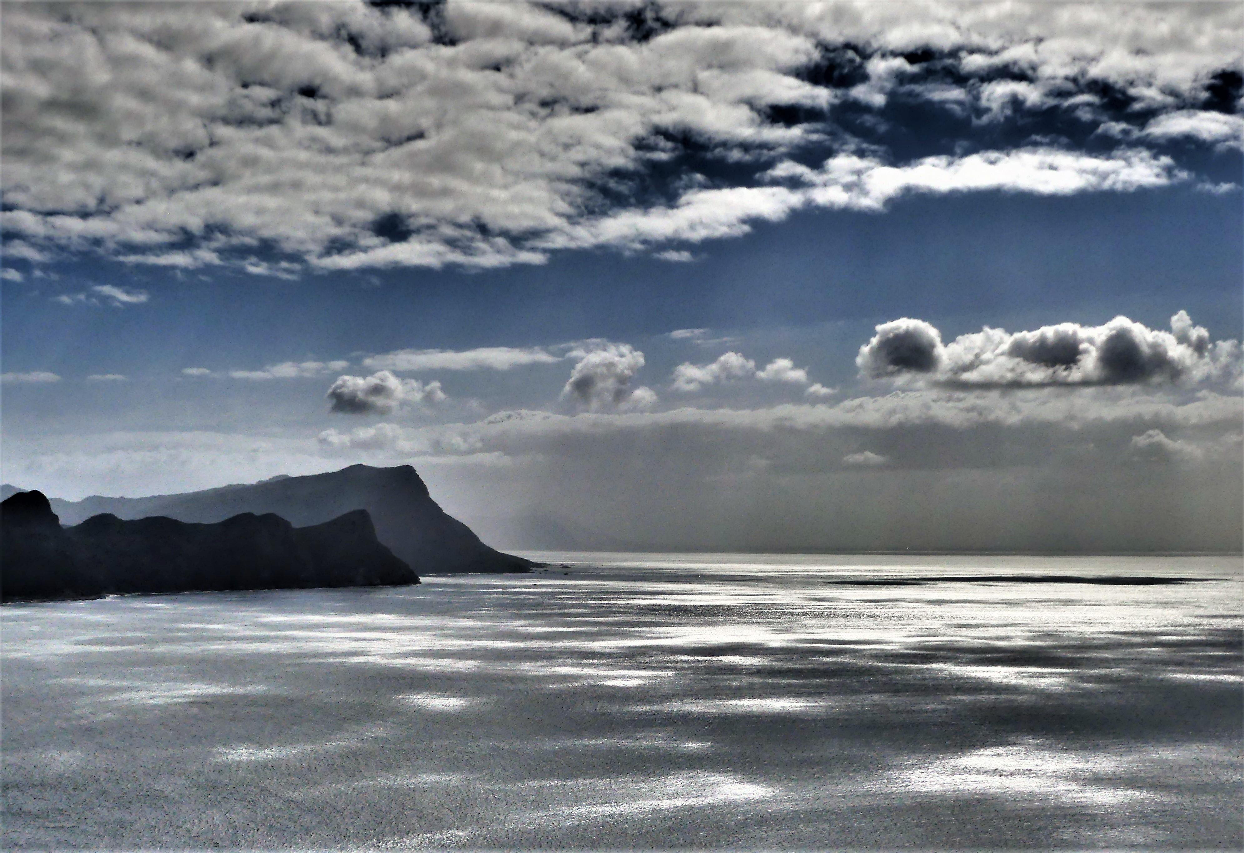 Cape Point shoreline