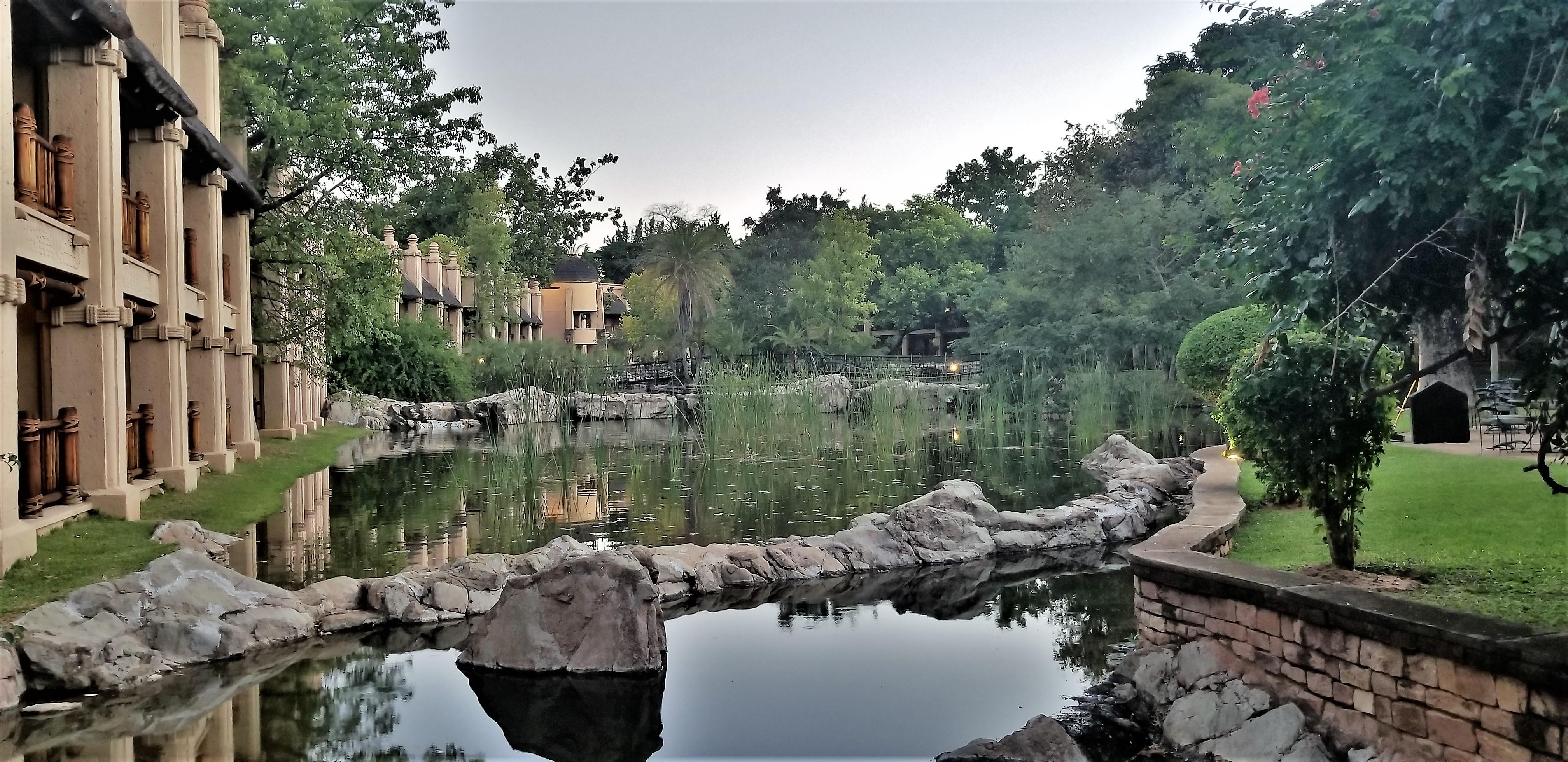 Kingdom pond