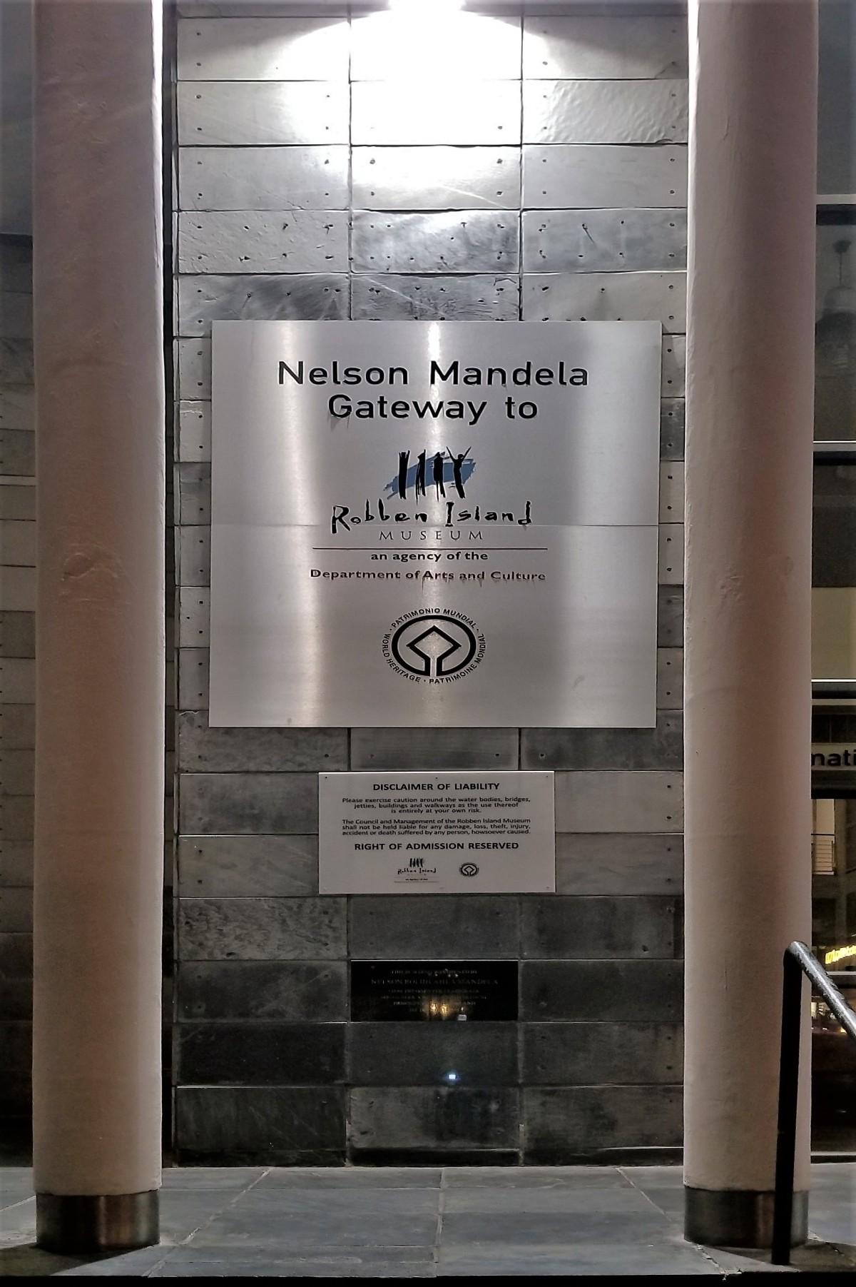 Mandela Gateway