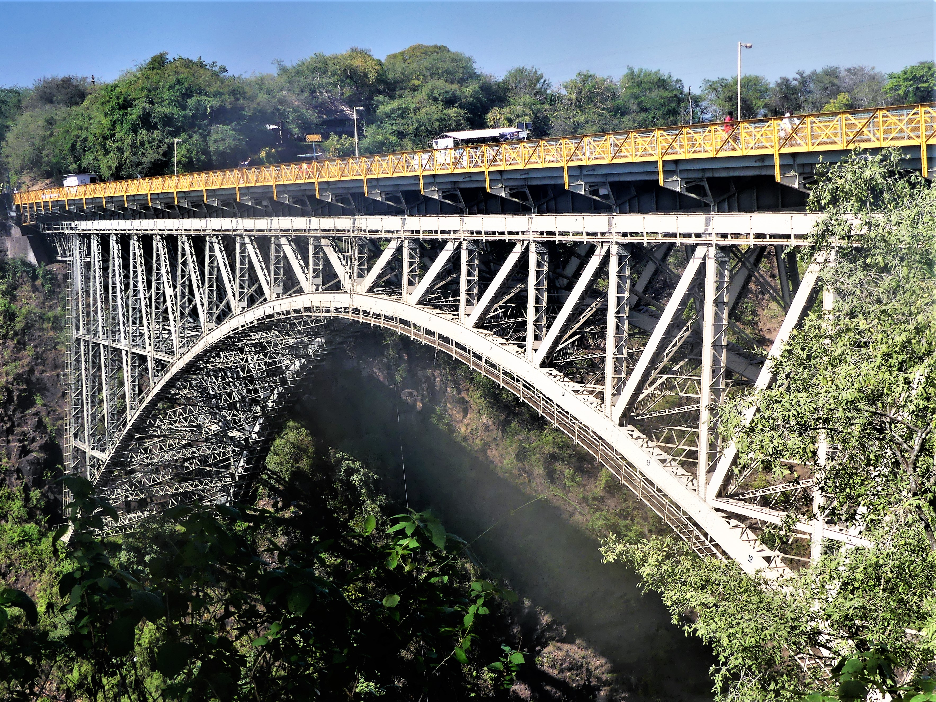 Rhodes 1903 bridge