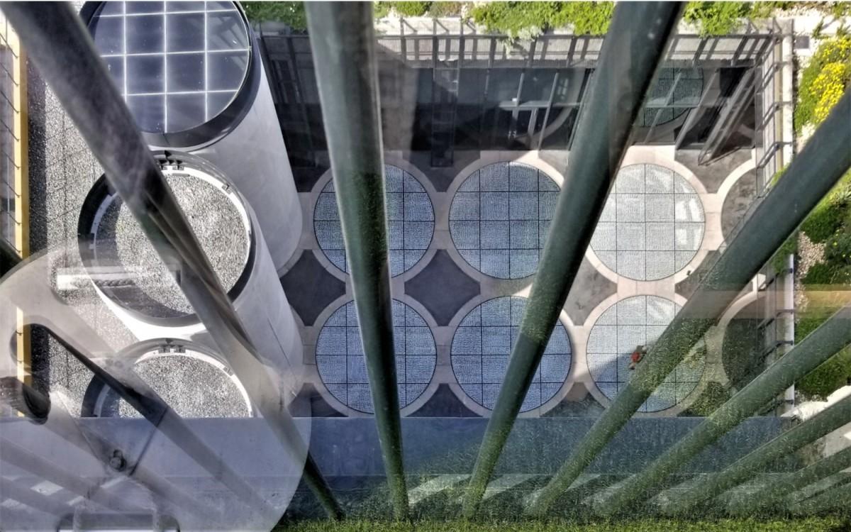 Silo Courtyard