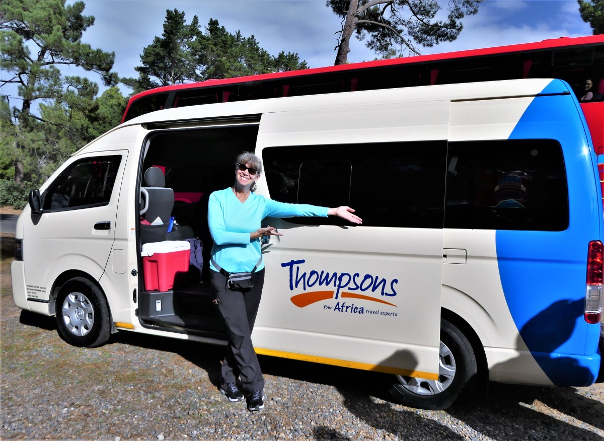 Thompsons van