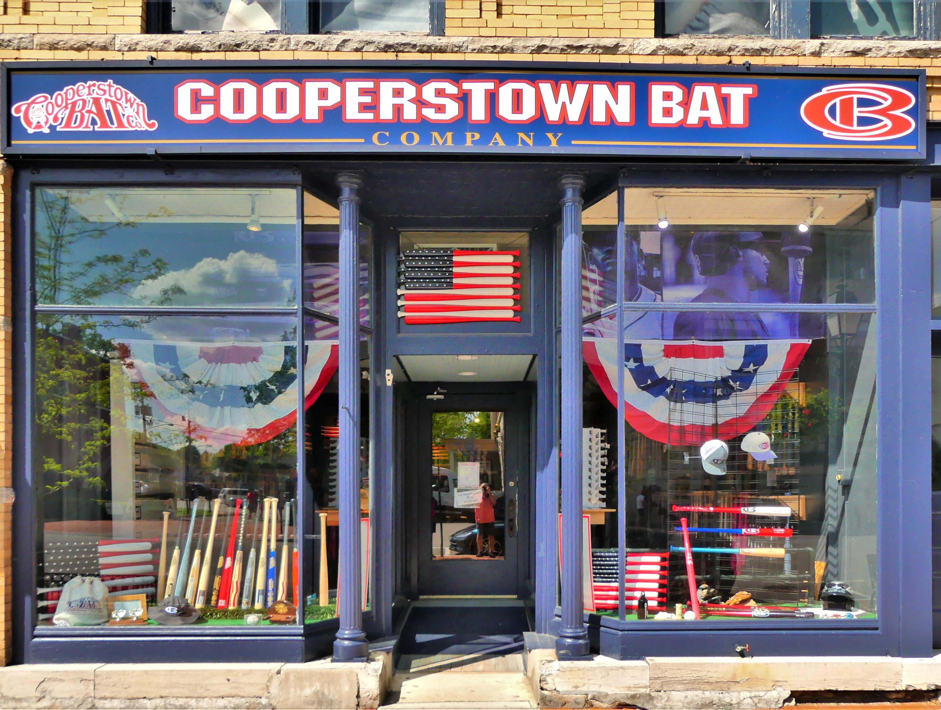 Cooperstown Bats