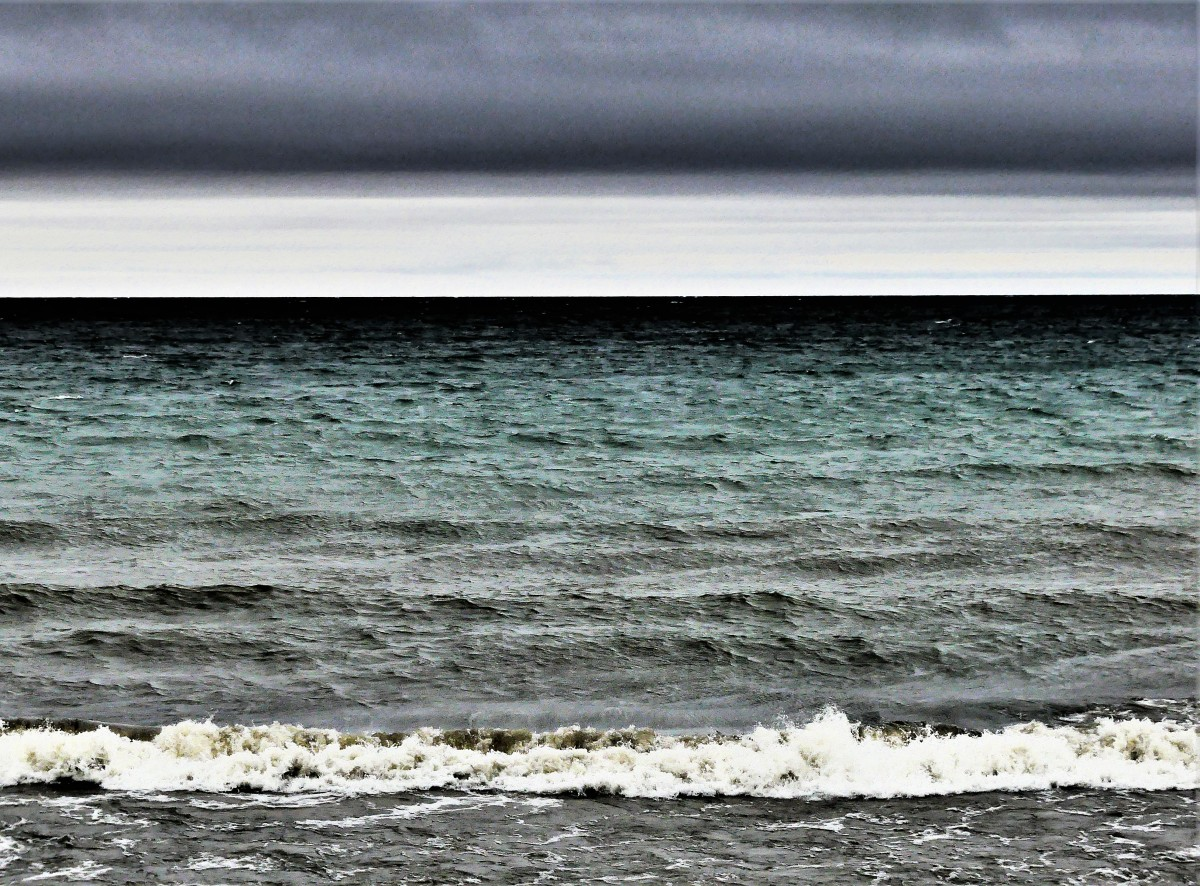 Lake Huron surf