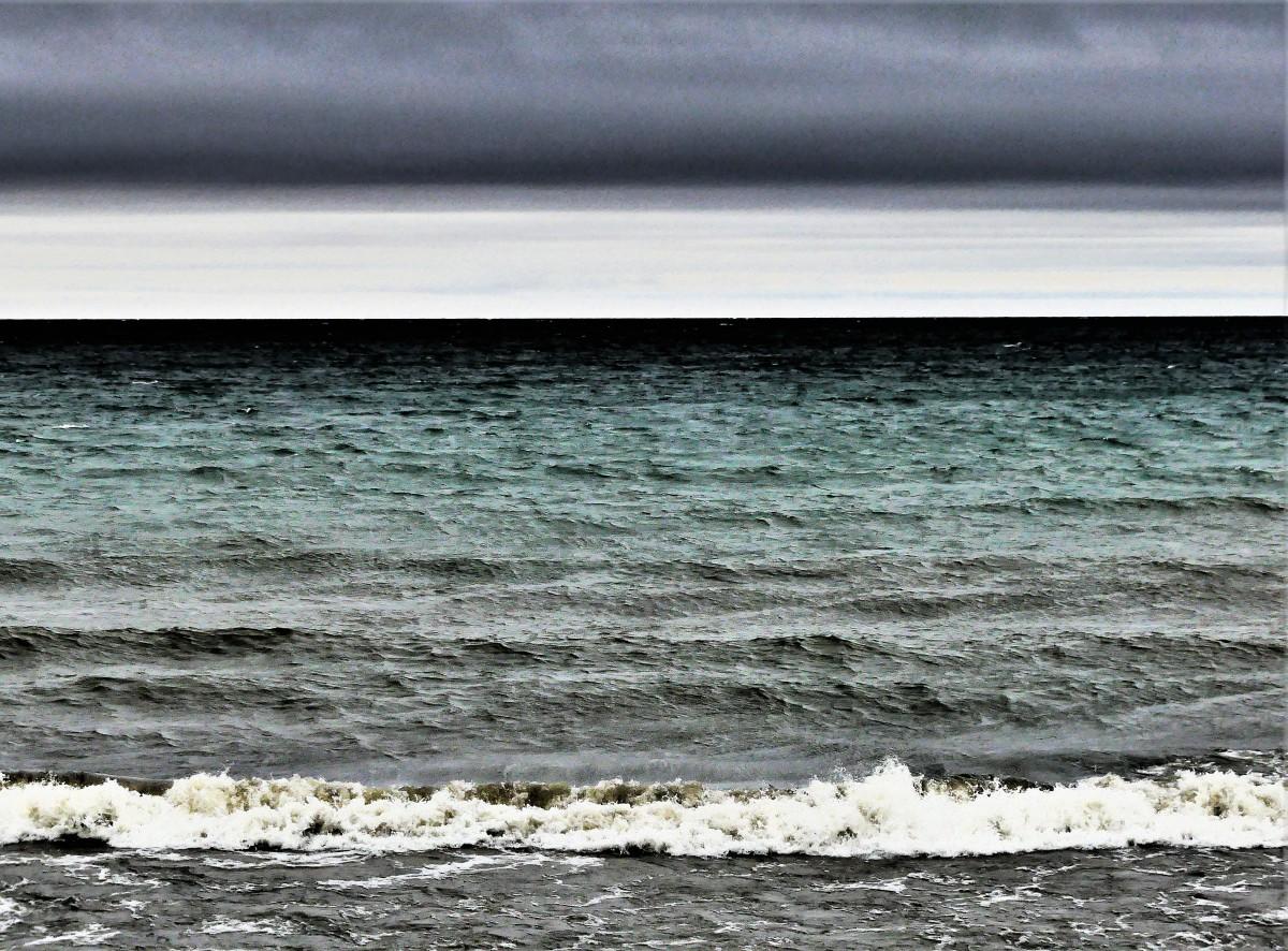 Lake Huron surf