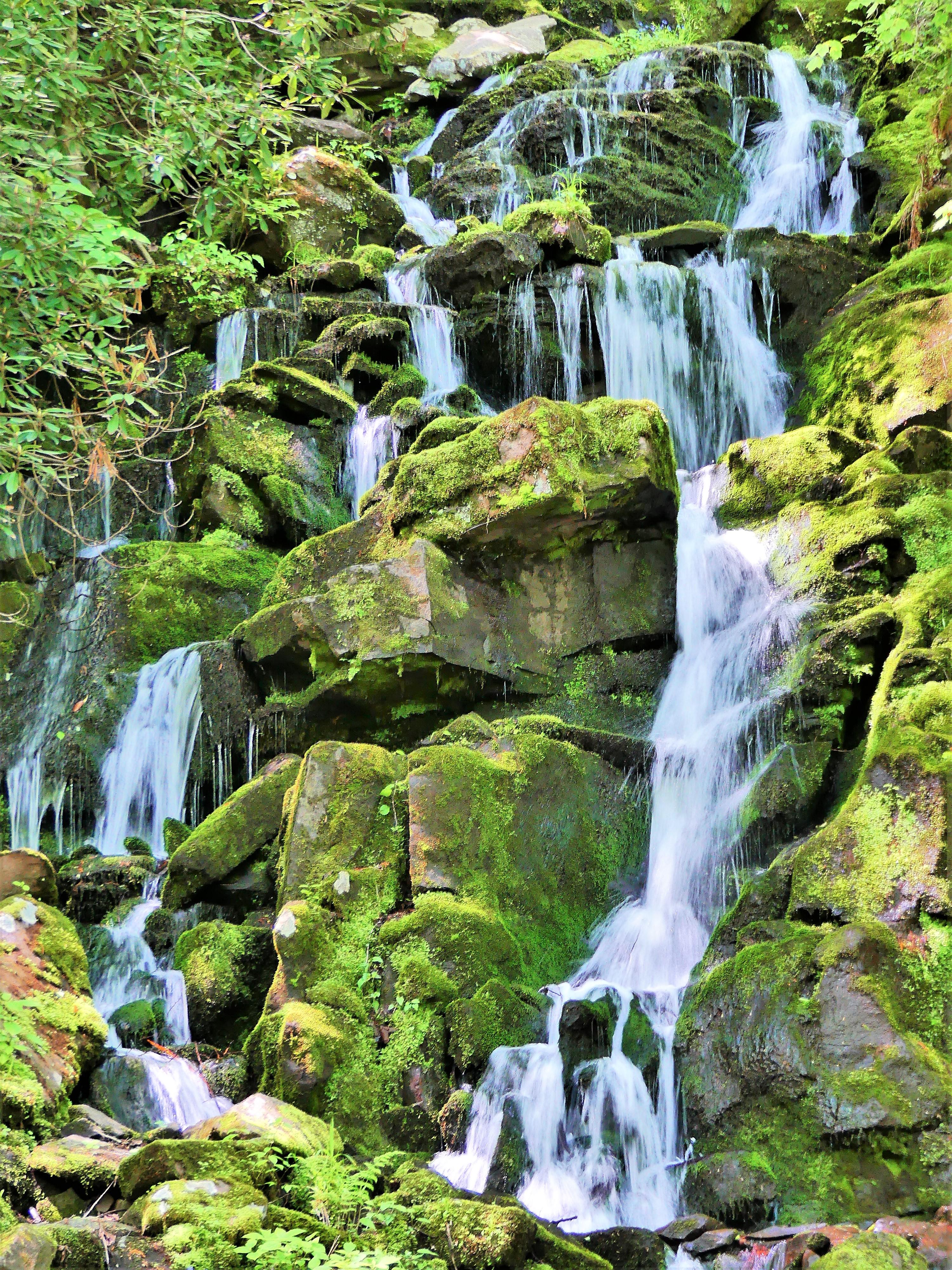 Lehigh Gorge falls