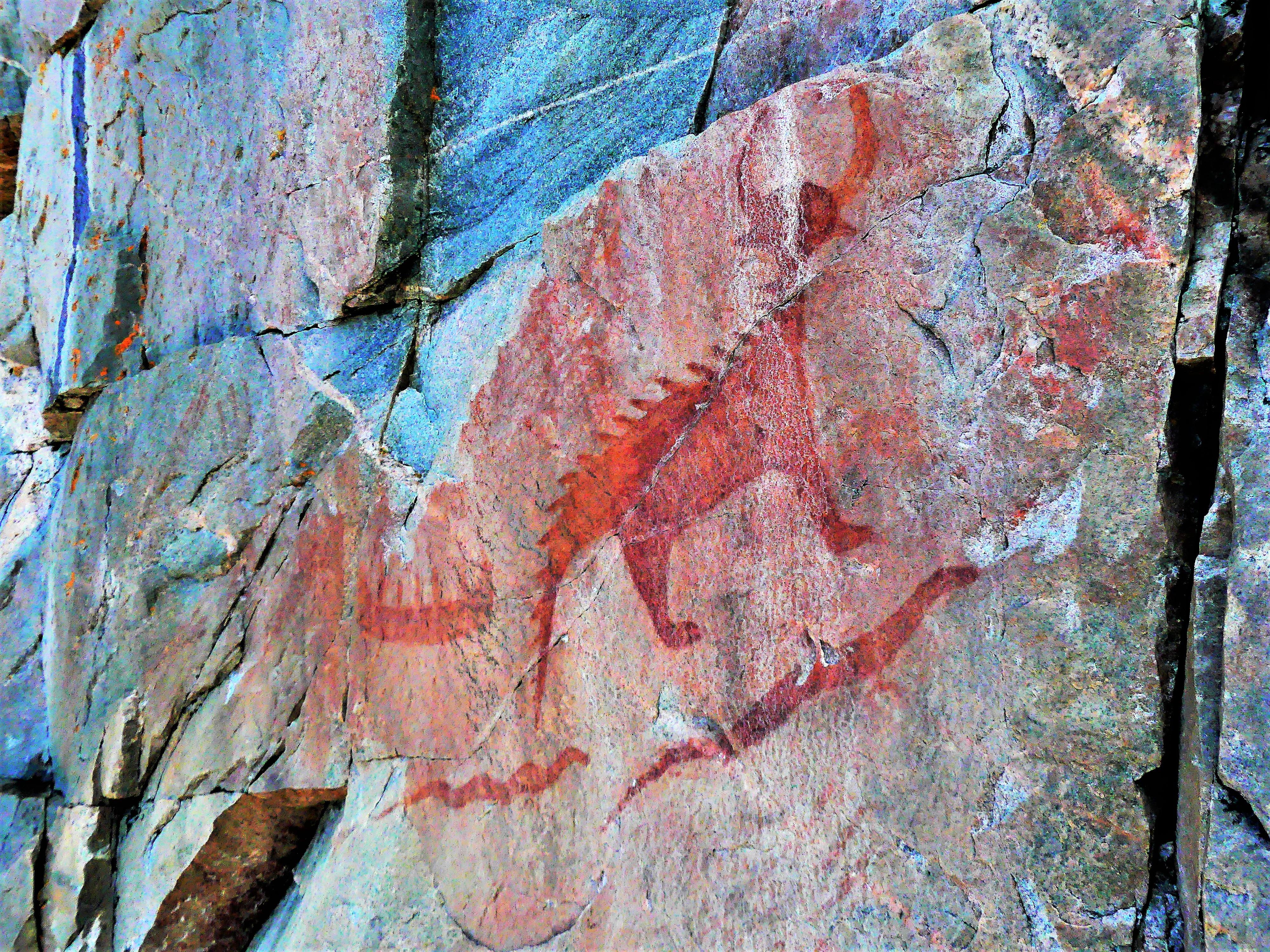 Mishibizhiw Great Lynx, who controlled Lake Superior
