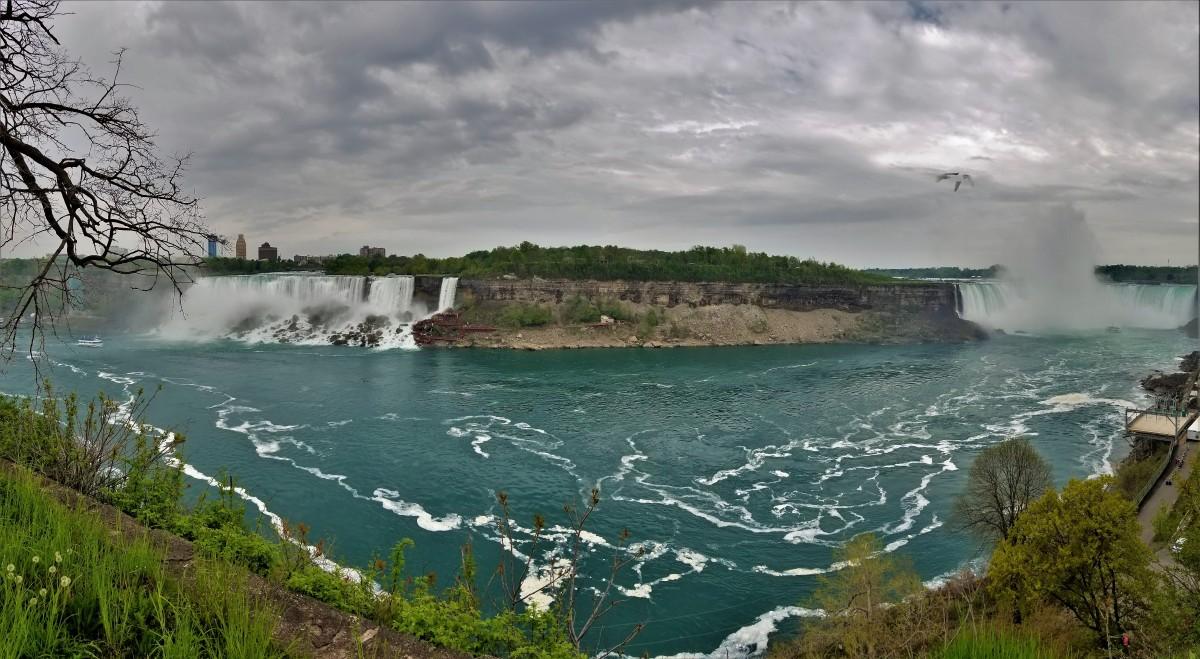 Niagara Falls--US & CA