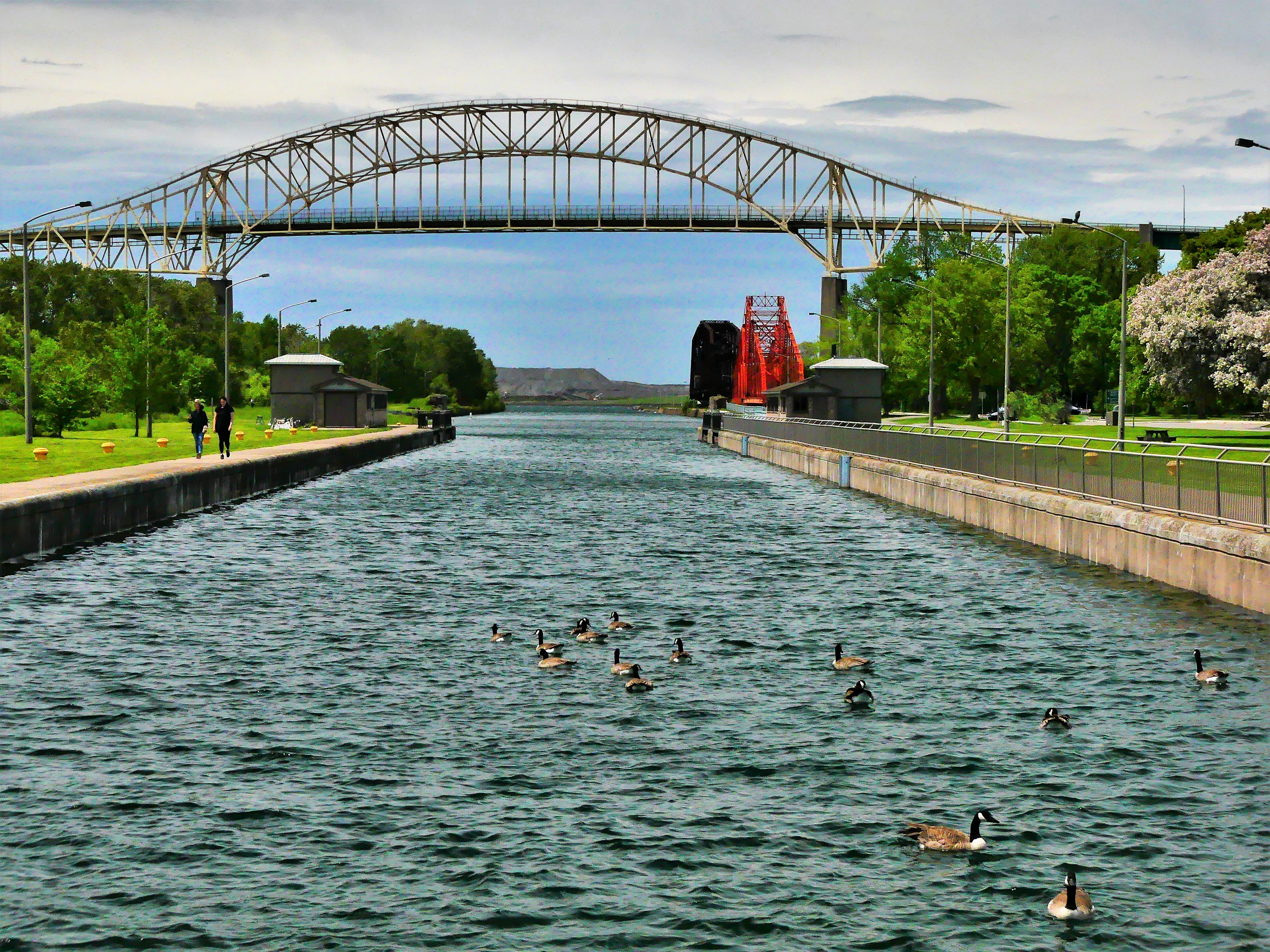 Sault Ste. Marie Canal (2)